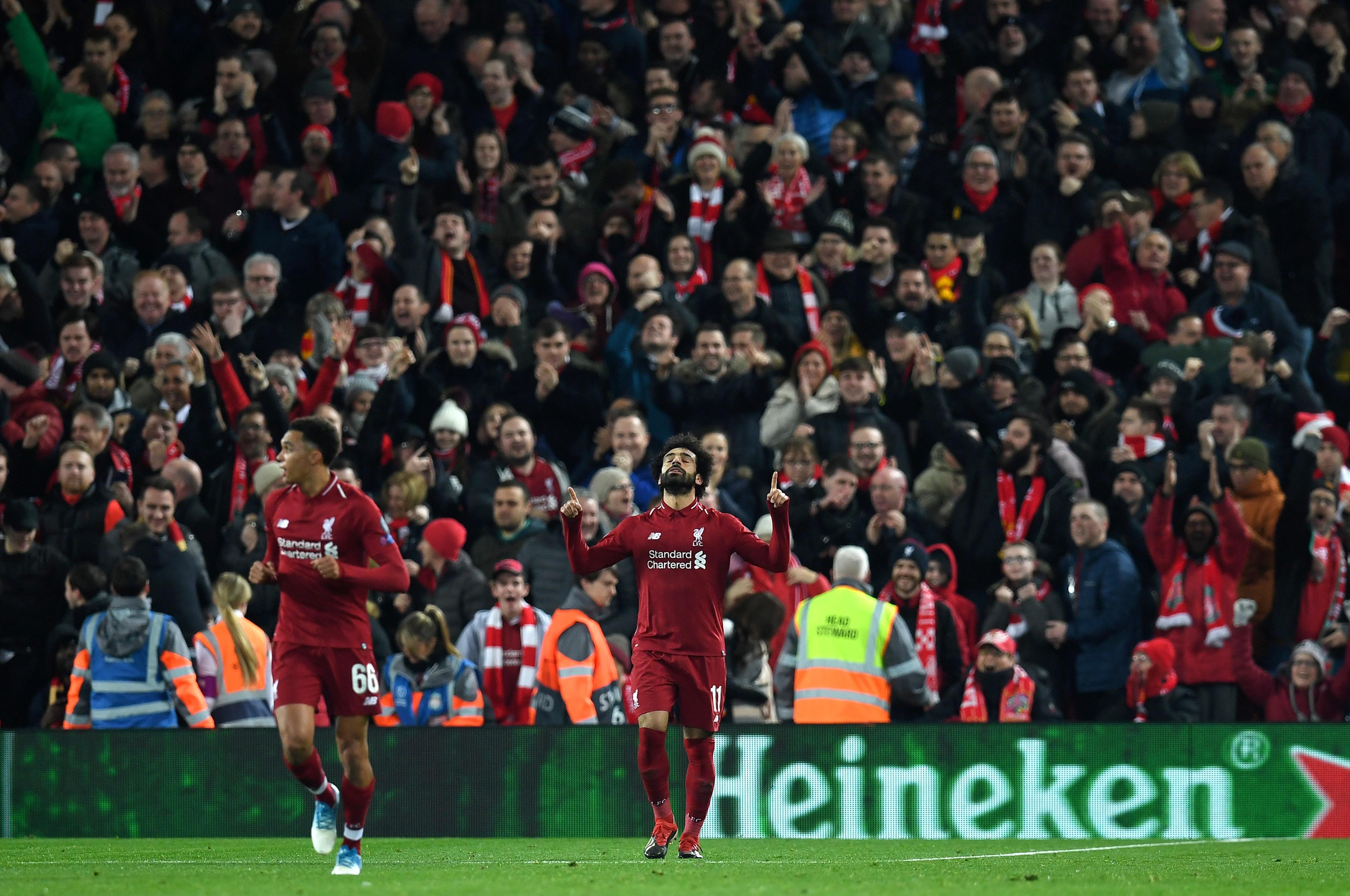 A PSG és a Liverpool élte túl a halálcsoportot, Barcelonában jutott tovább a Tottenham