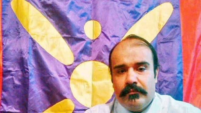 Hatvan napig tartó éhségsztrájk után meghalt egy bebörtönzött iráni ellenzéki