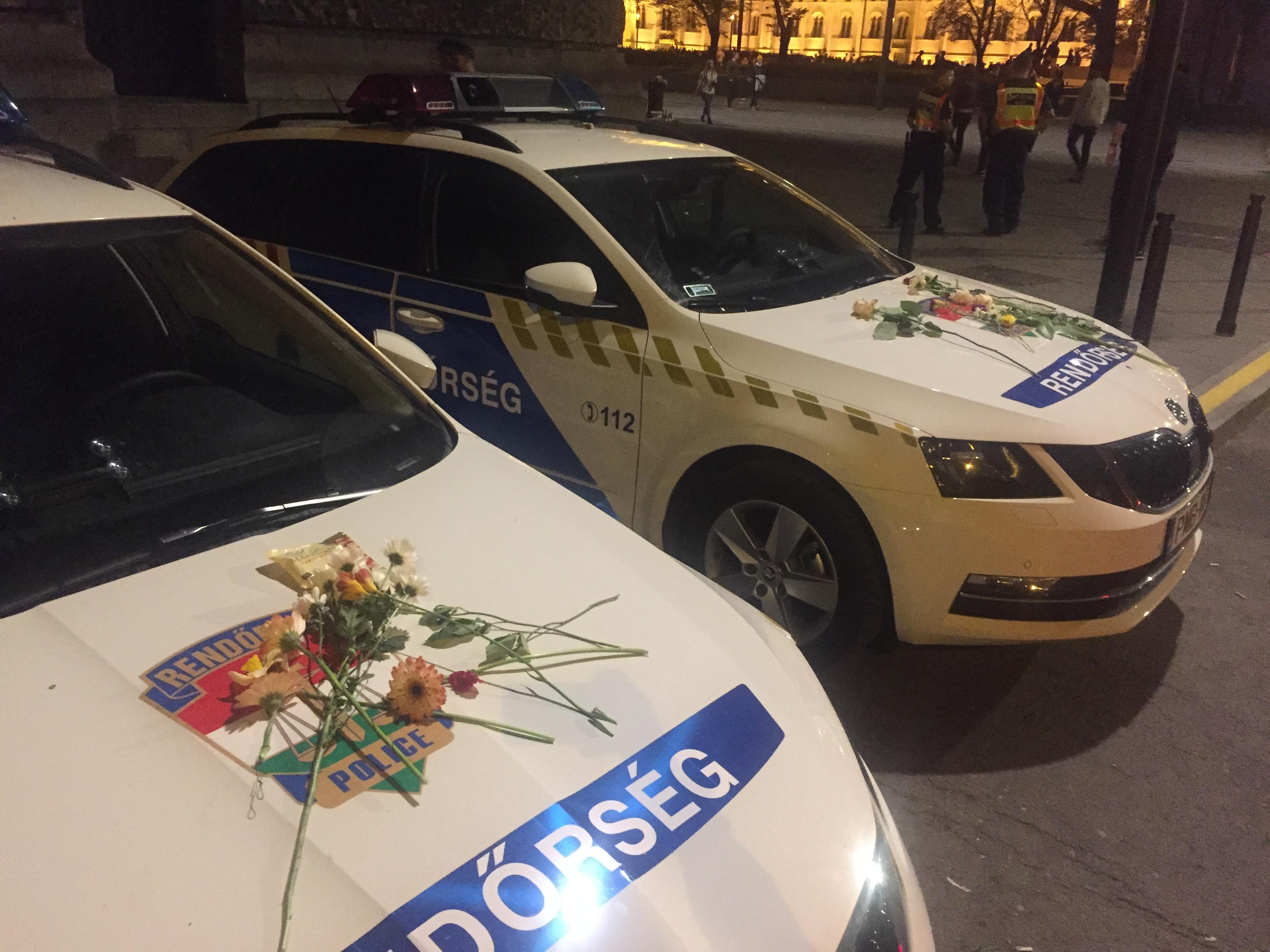 Fejbe lőtte magát egy rendőr Budapesten