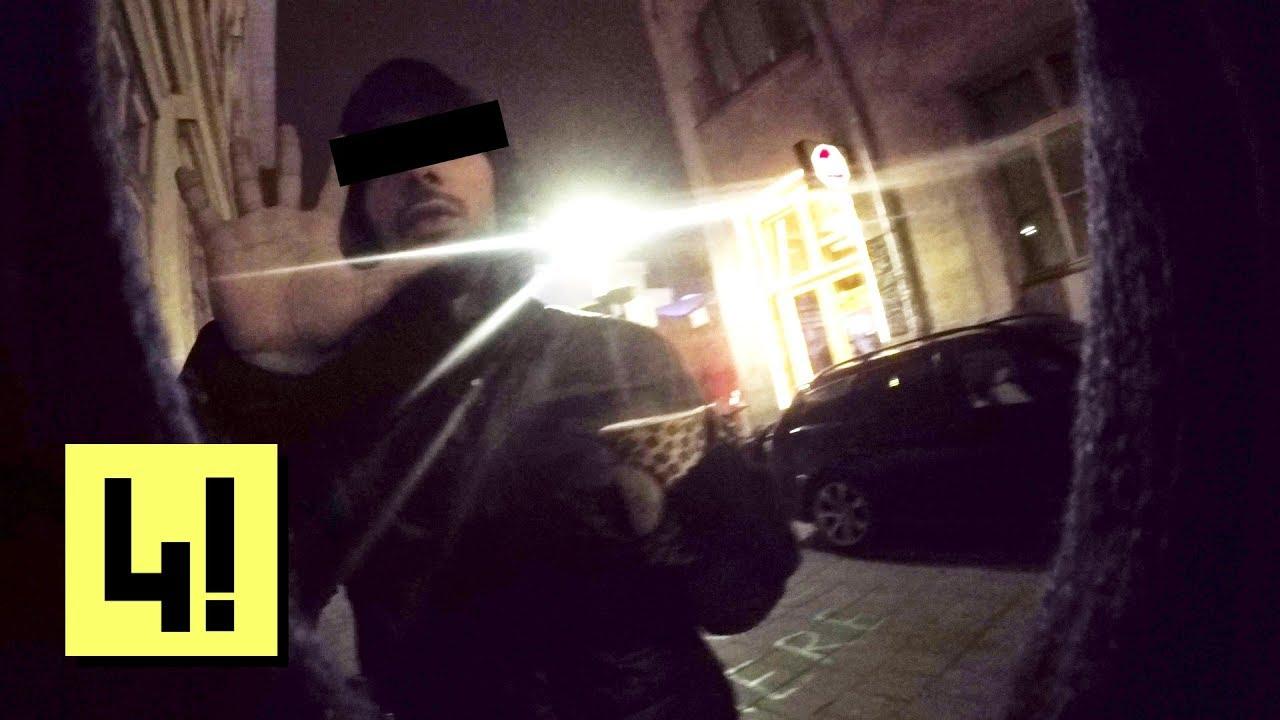 A nyílt utcán kínálják a kokaint turistáknak a budapesti bulinegyedben