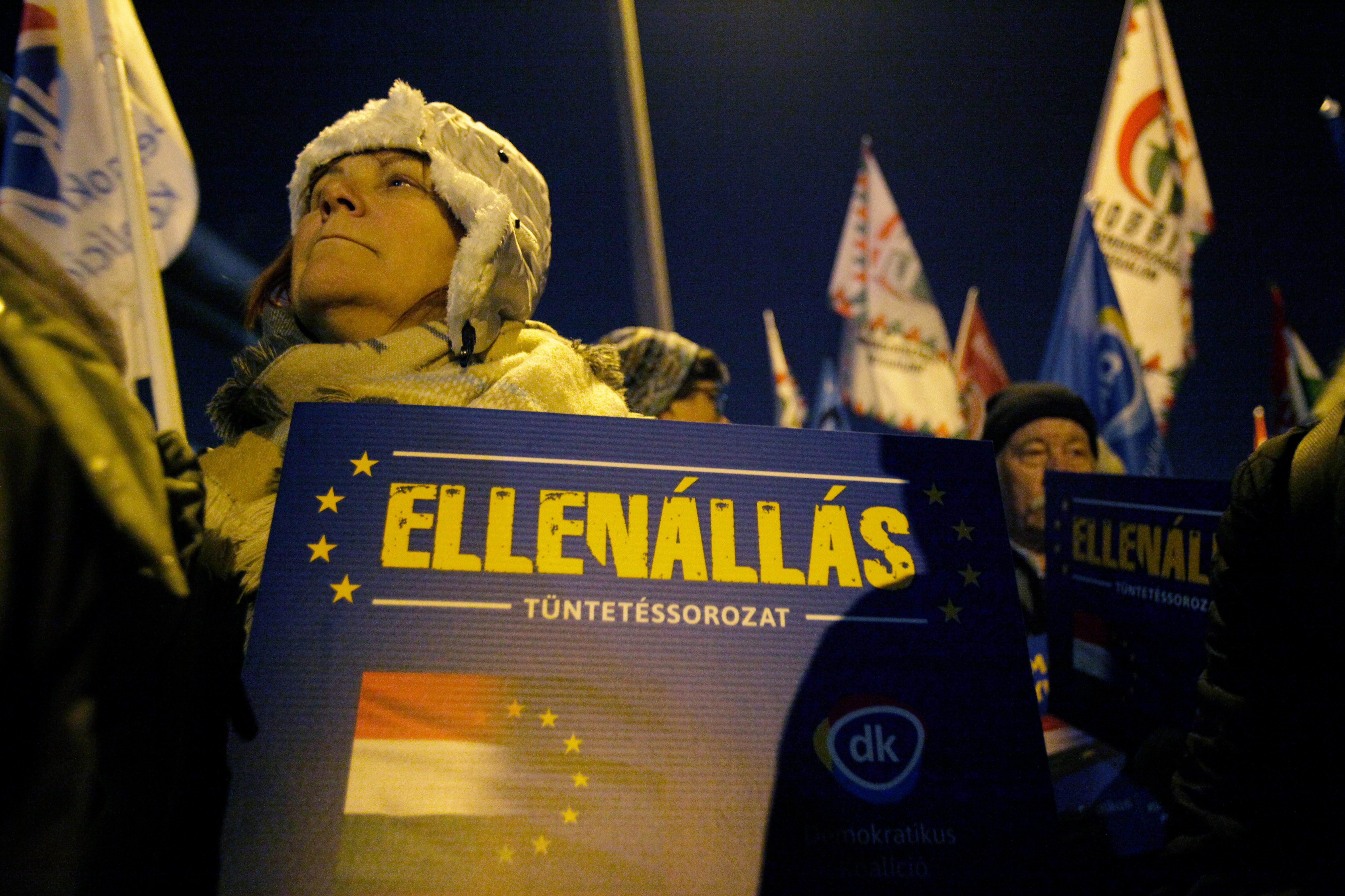 Nem csak Budapesten lesz tüntetés, hanem például itt: Sopron, Szombathely, Zalaegerszeg, Vác, Kecskemét, Orosháza, Miskolc, Debrecen, Nyíregyháza