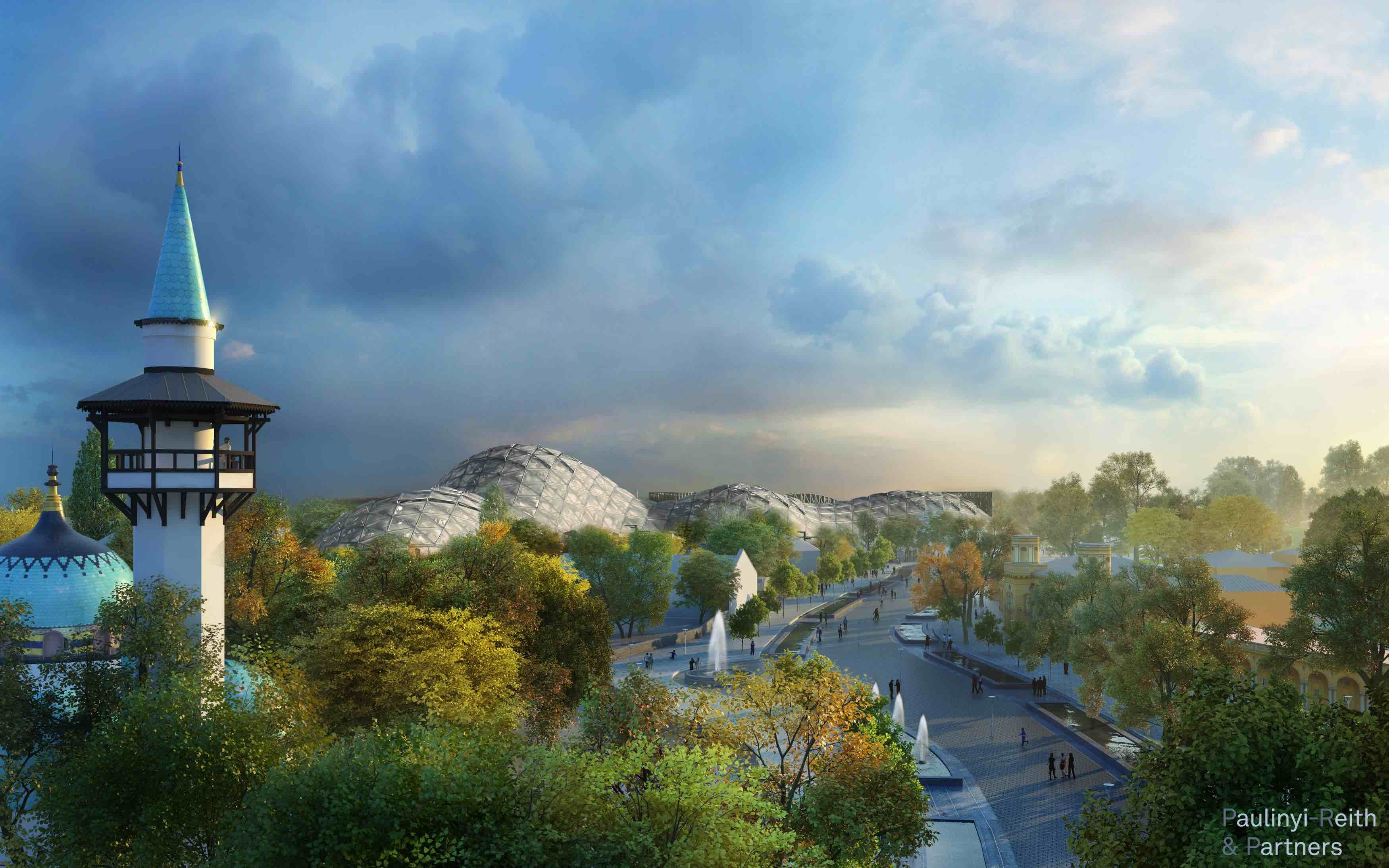 A fenét lett a városligeti Biodóm Európa legjobb szabadidős épülete