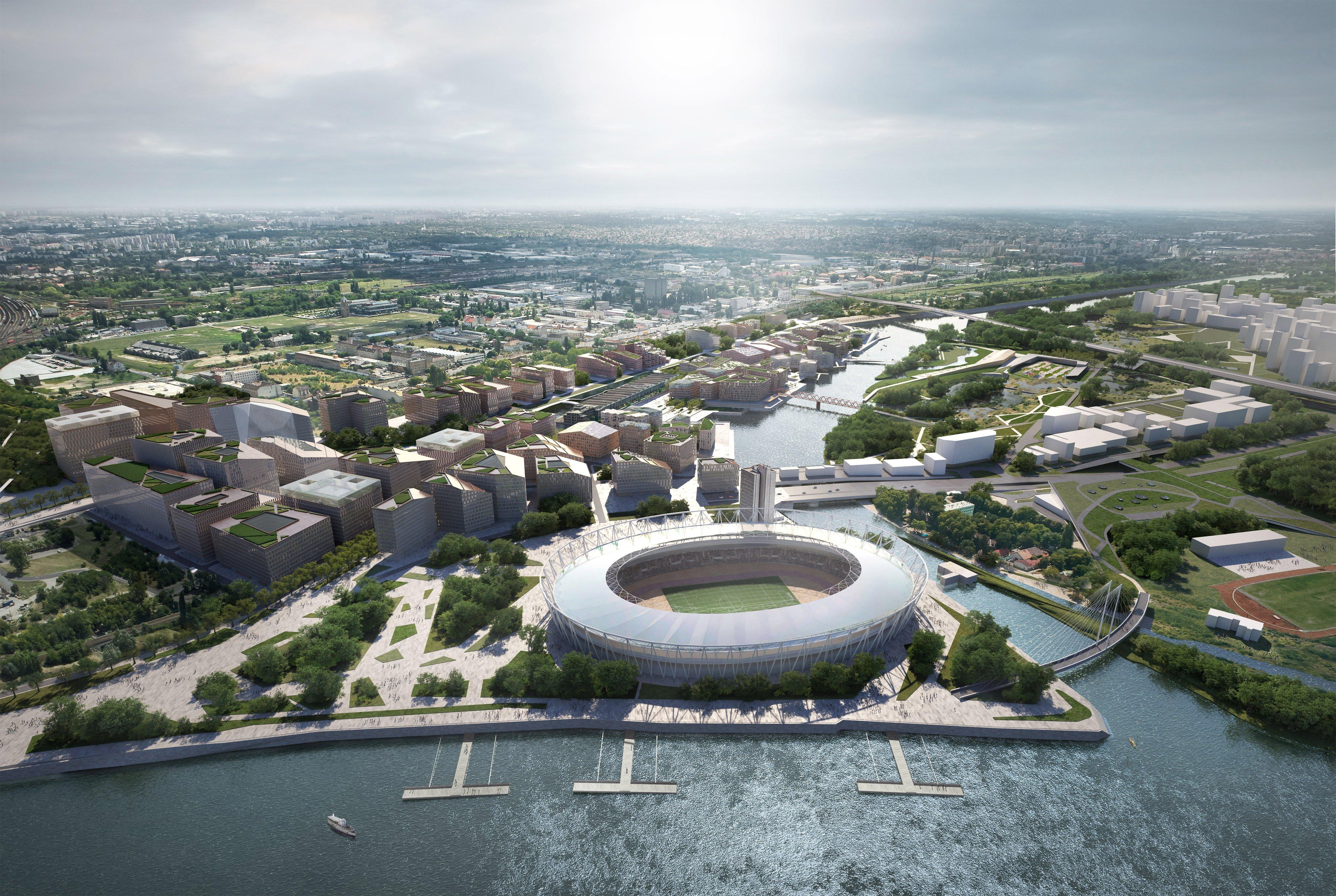 A Momentum és Hadházyék országos népszavazást kezdeményeznének a 120 milliárdos atlétikai stadionról