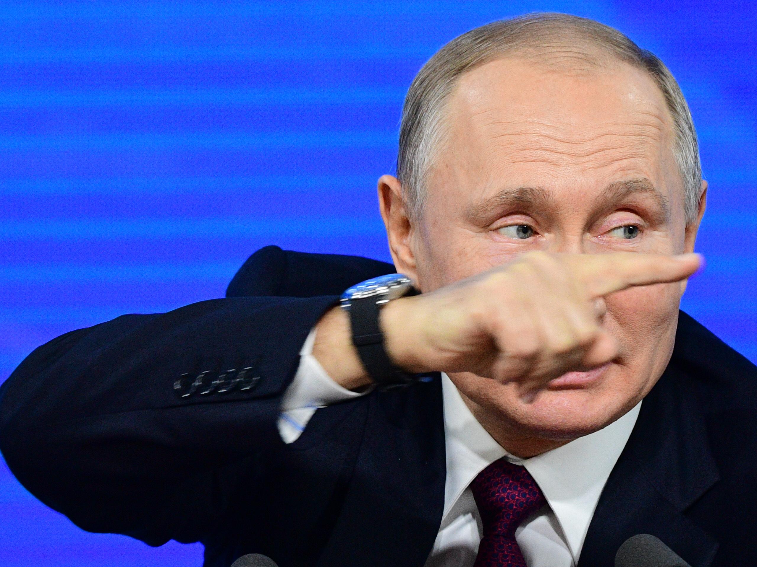 Az évszázad végéig ki fog tartani Oroszországban a putyinizmus Putyin tanácsadója szerint