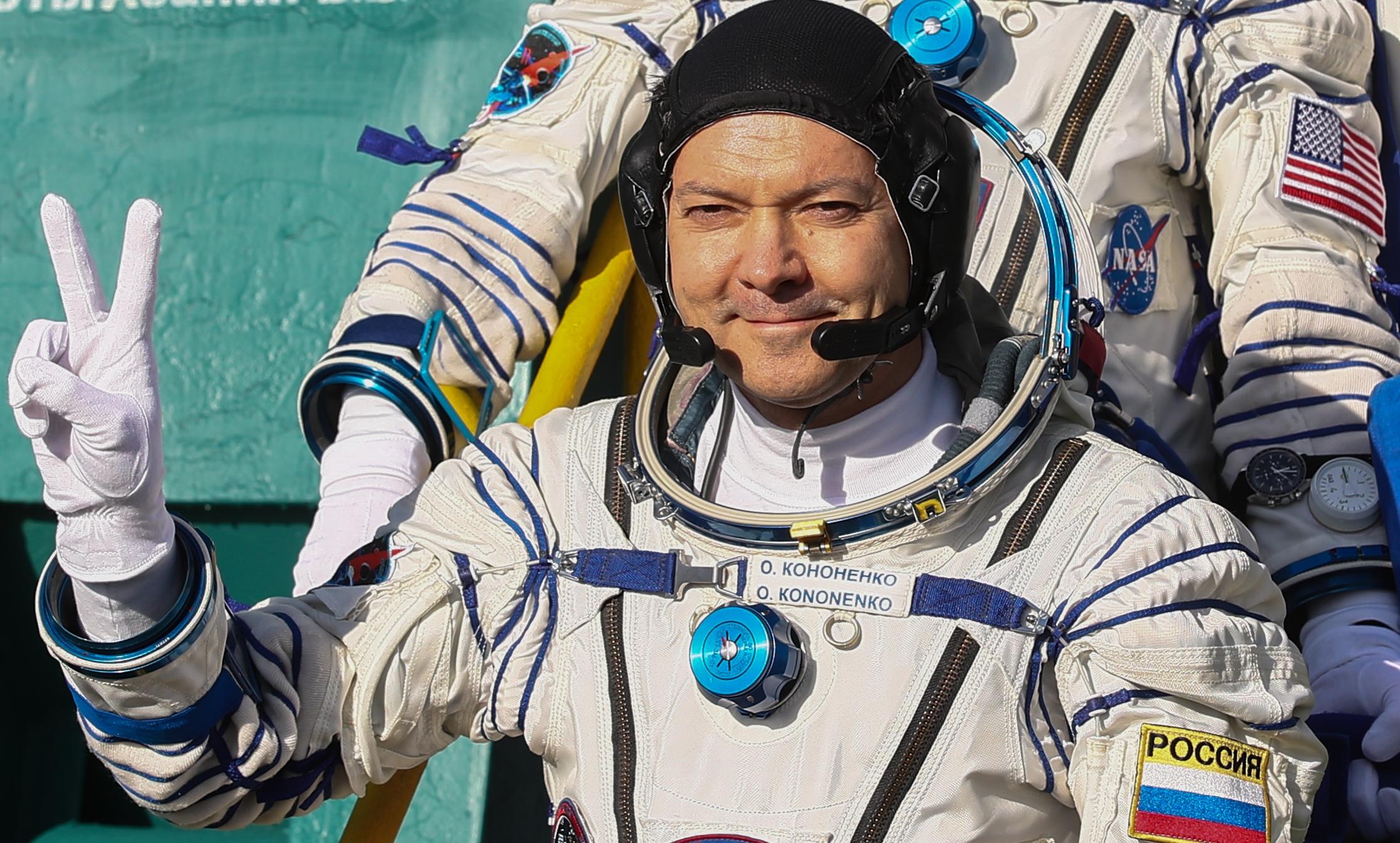 Idén nem kap ajándékot a Nemzetközi Űrállomáson dolgozó orosz űrhajós