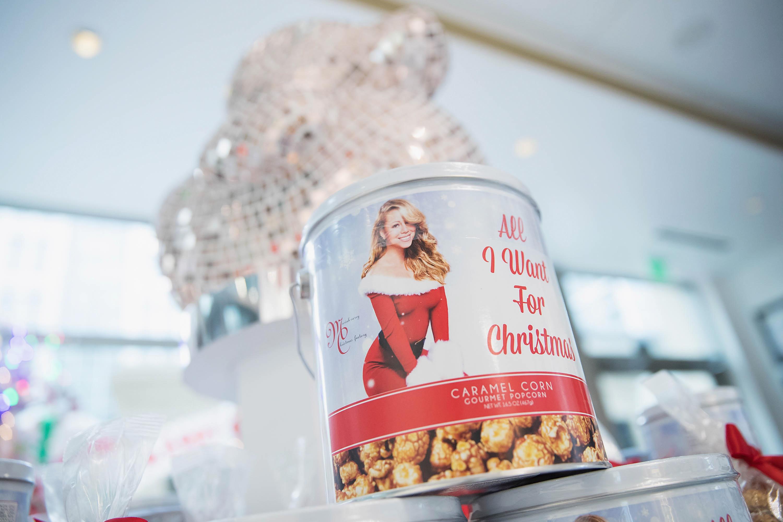 Mariah Carey karácsonyi slágere megdöntötte a Spotify napi rekordját