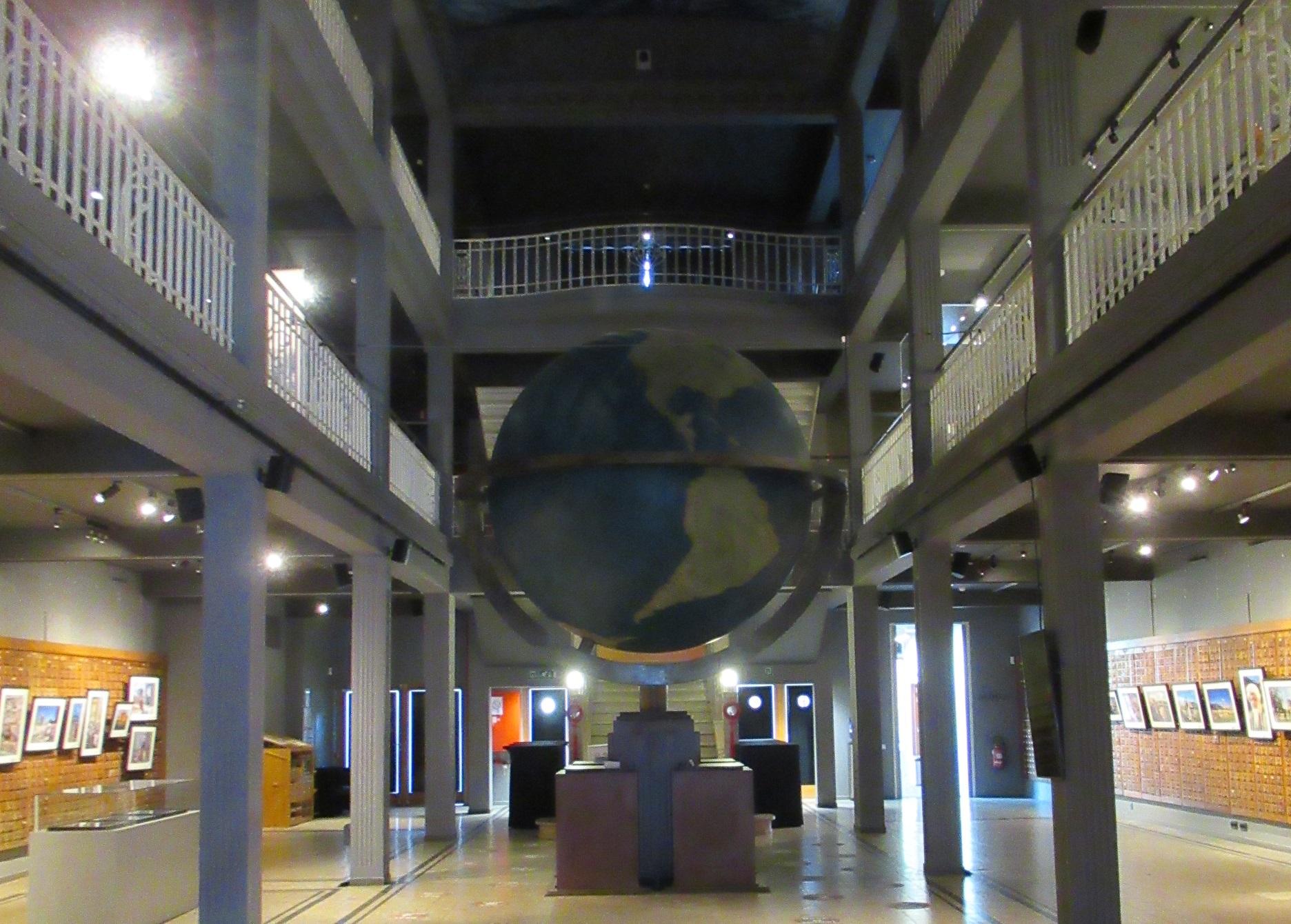 Több mint 100 éve Belgiumban megpróbálták összegyűjteni a Föld összes tudását