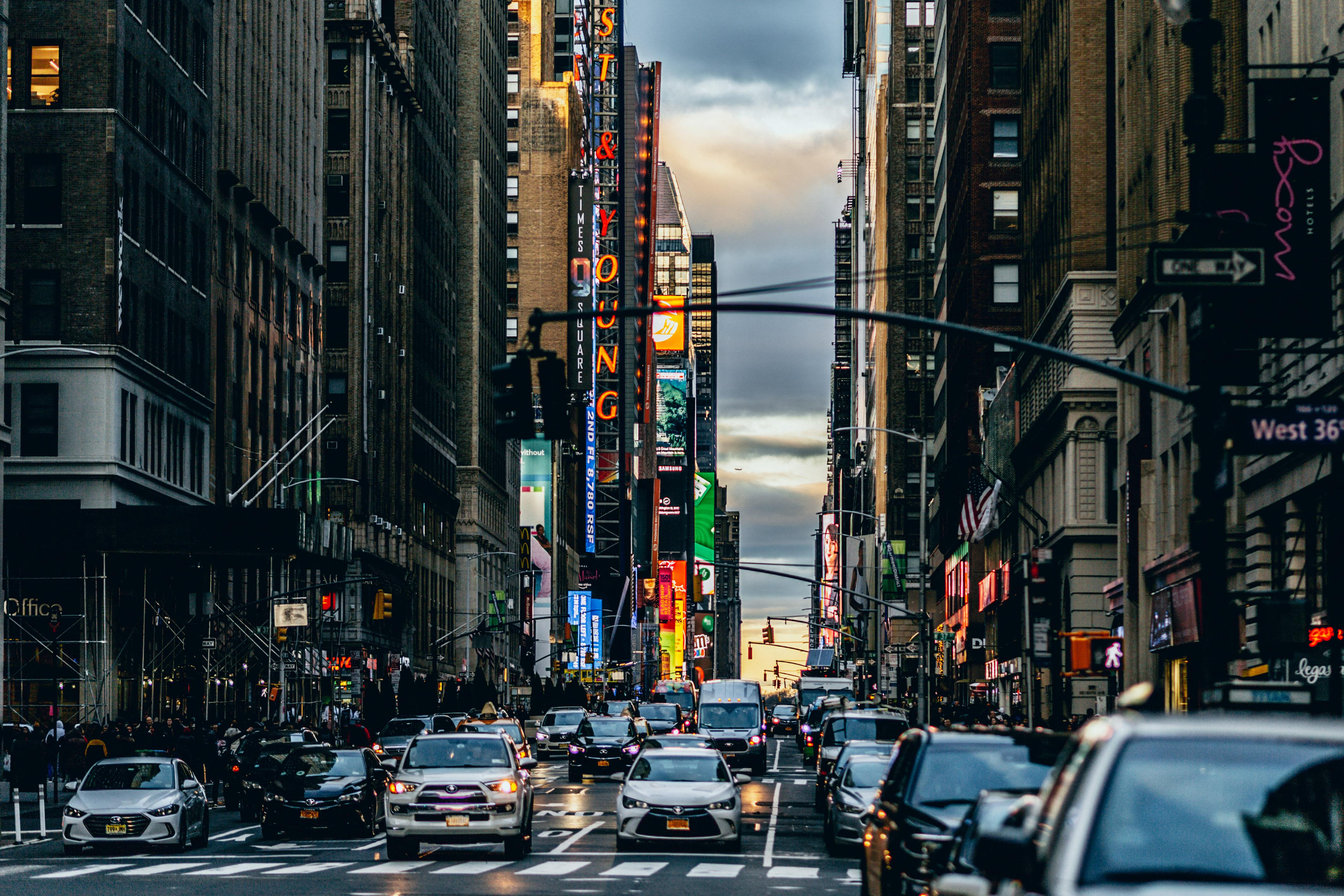 New York az első amerikai város, ahol bevezetik a dugódíjat