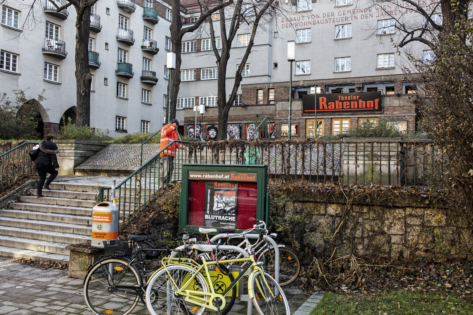Bécsben nem hagyják kitúrni a szegényeket a lakásukból