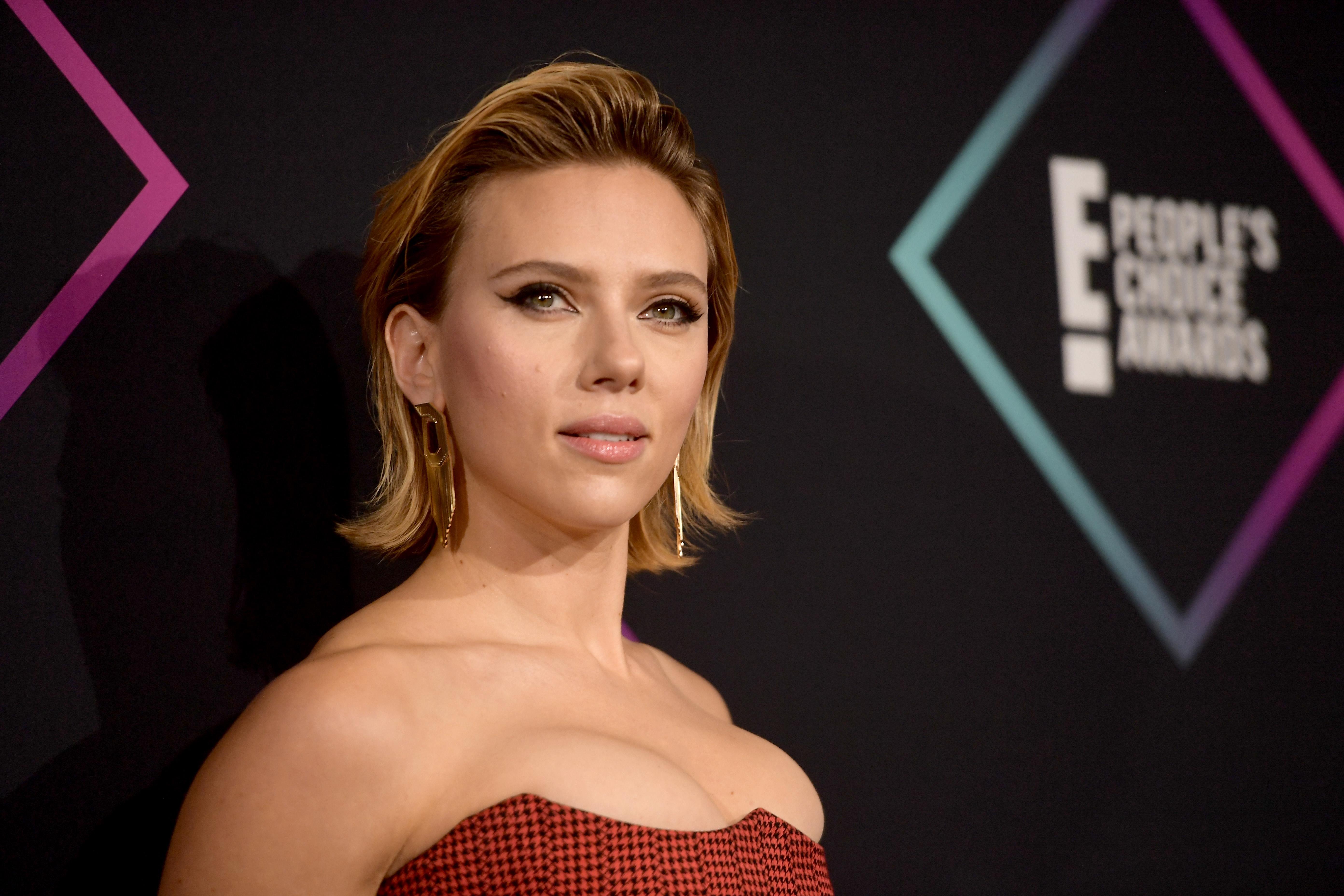 Megint Scarlett Johansson lett a legjobban fizetett színésznő