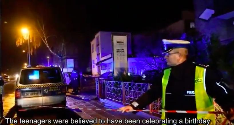 Lengyelországban bezártak 13 szabadulószobát, miután egy tűzben bennégett öt 15 éves lány