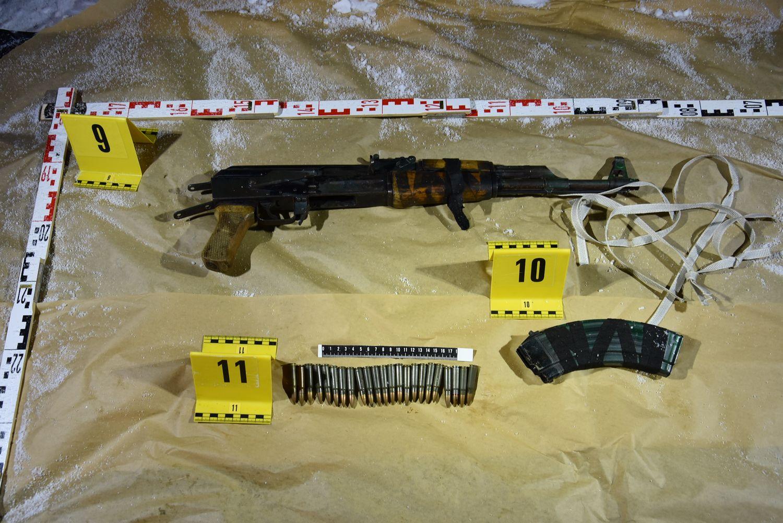 Ittasan, jogsi nélkül, fegyverrel rabolt ki egy máriapócsi benzinkutat