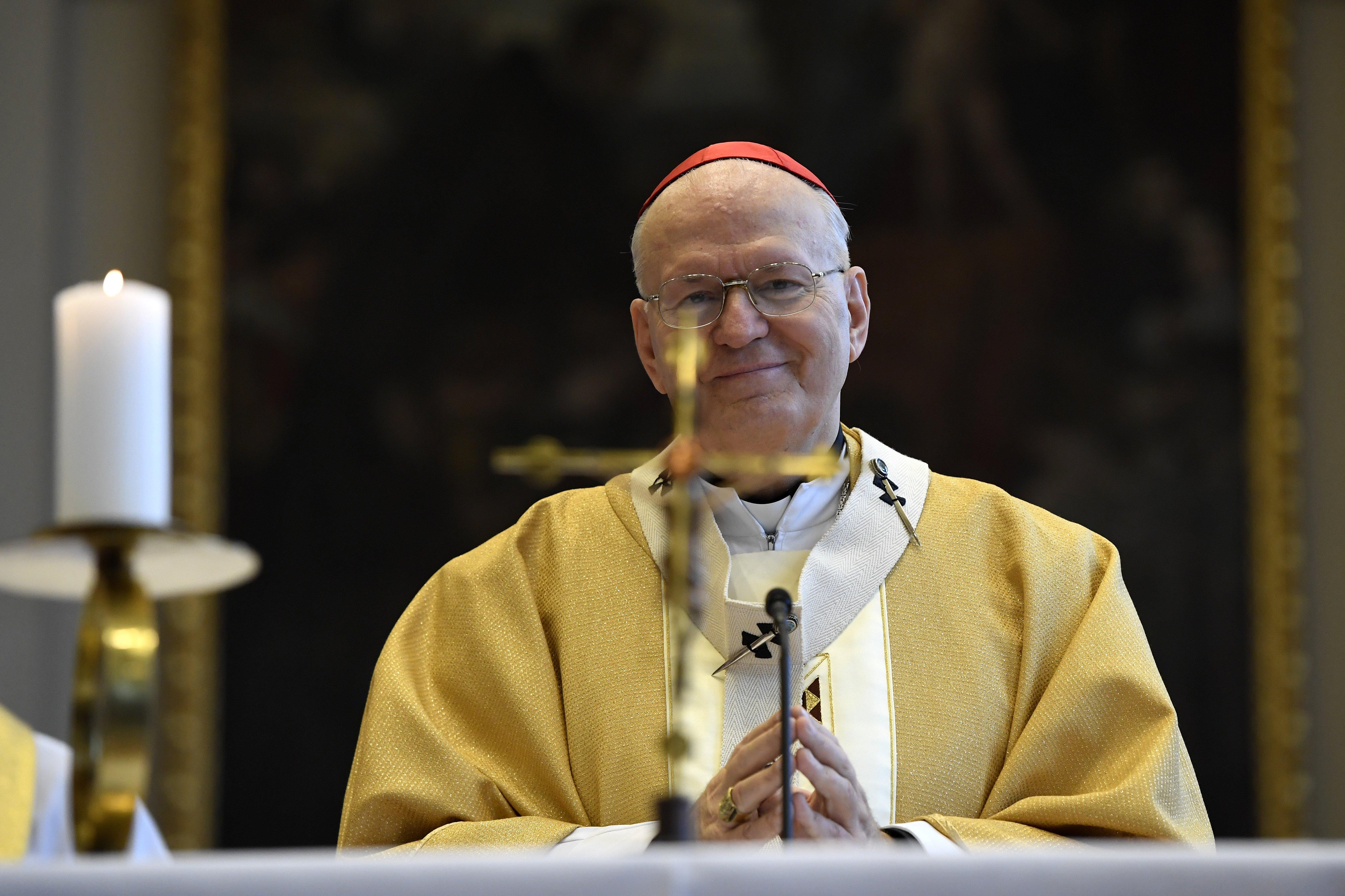 Erdő Péter azt mondta, nekik nincs szükségük egy új, nagy, budapesti templomra