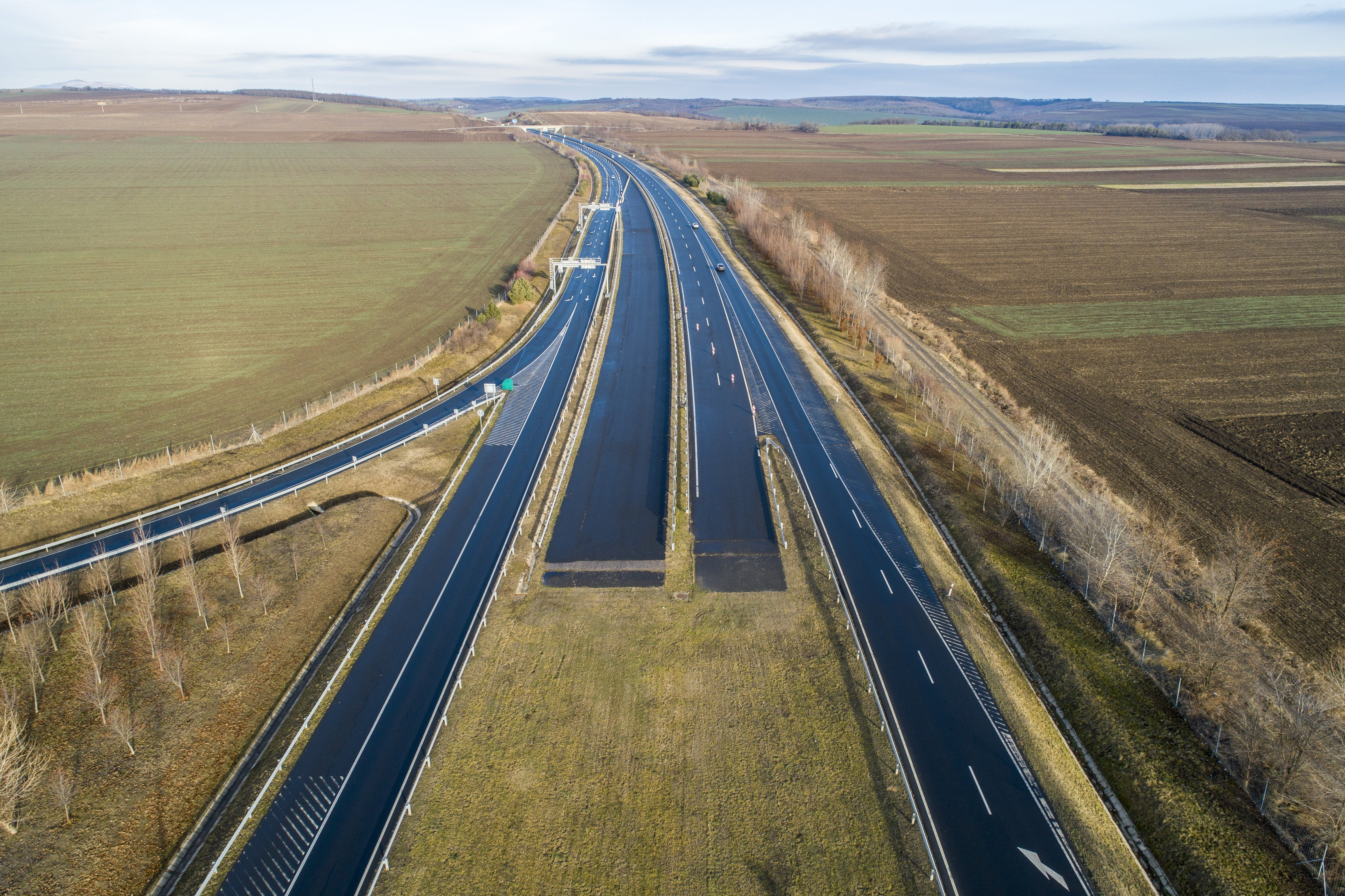 Meghosszabbítják az ország legkihasználatlanabb autópályáját