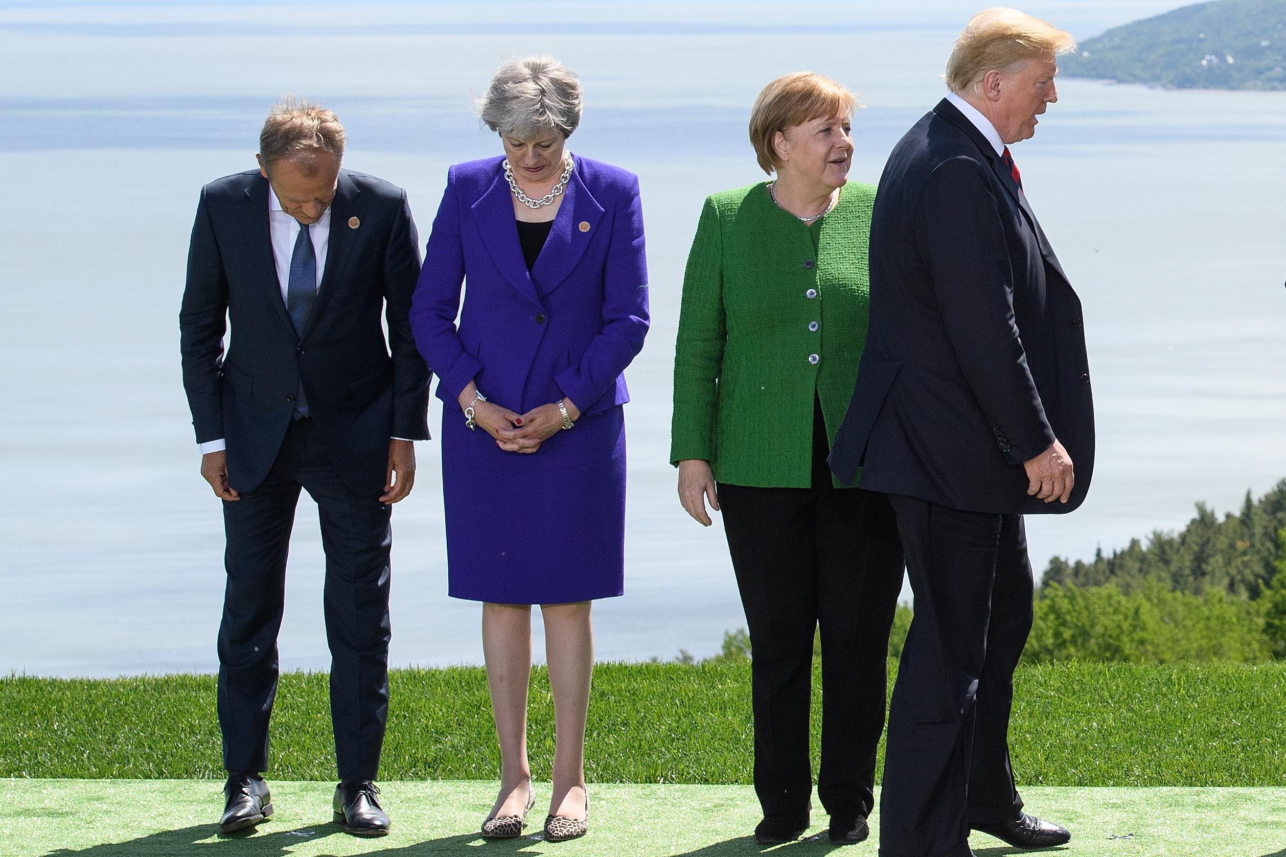 A Trump-kormány lefokozta az Európai Unió washingtoni követségét