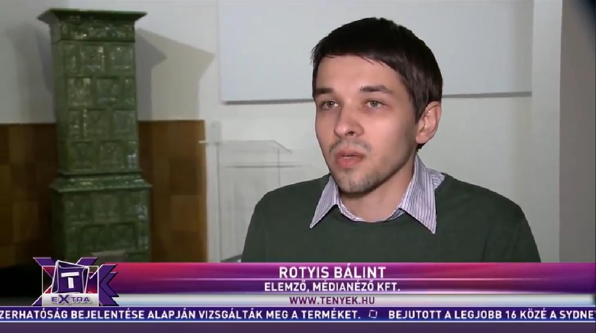 """Rotyis Bálint: Az ellenzék """"botránypolitizálásba"""" kezdett, hogy elhitesse, van még létjogosultsága"""