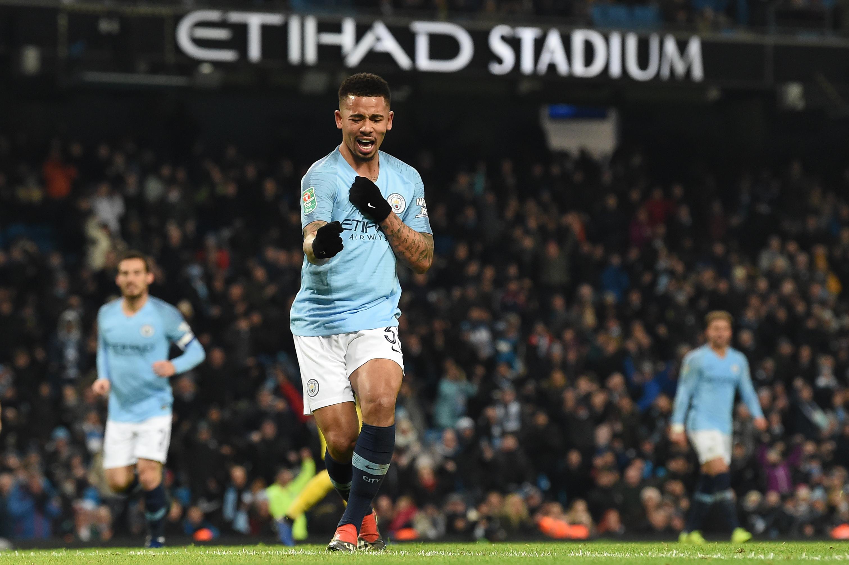 9-0-ára nyert a Manchester City a brit Ligakupa elődöntőjének első meccsén