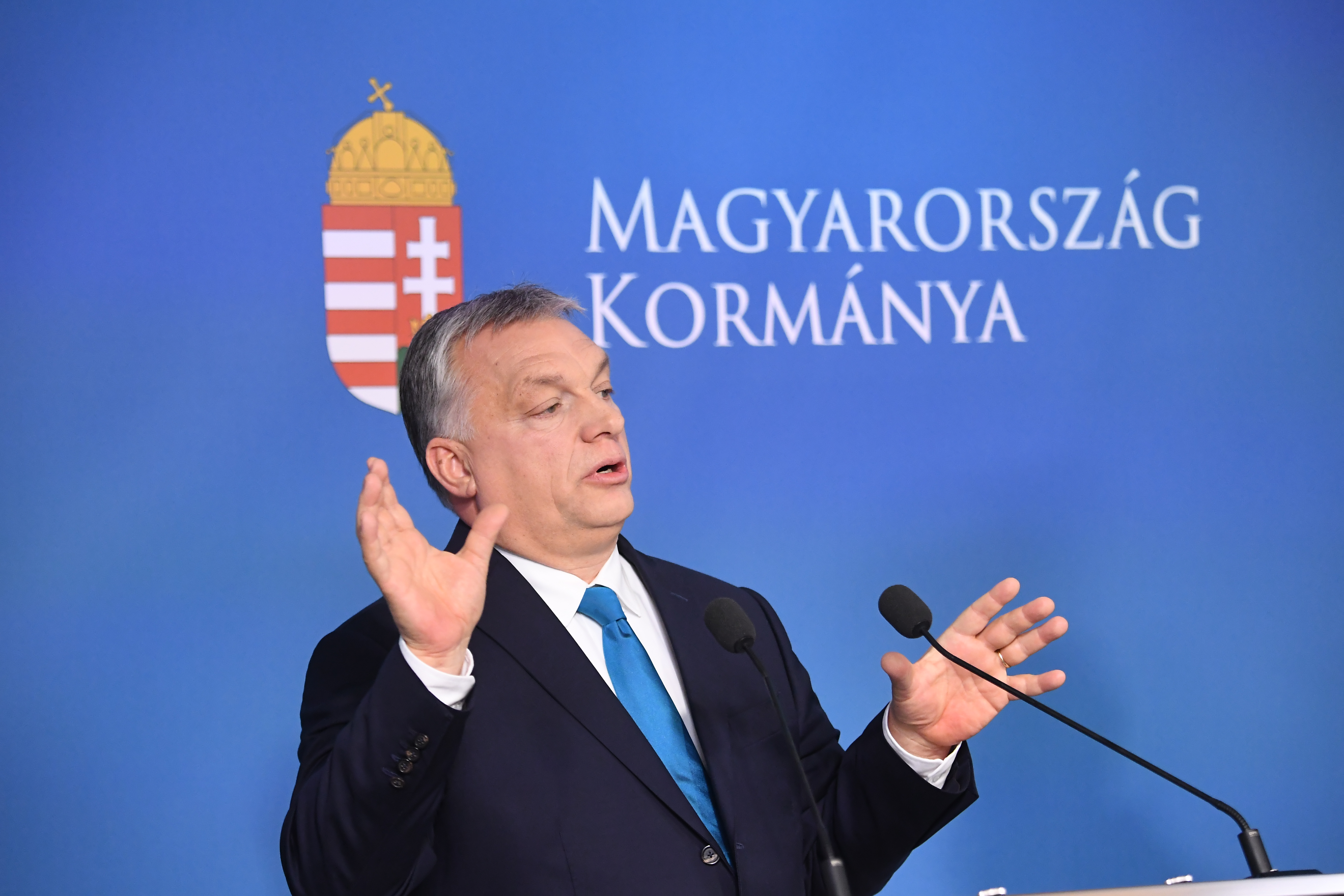 Orbán: Nem ér a nevem