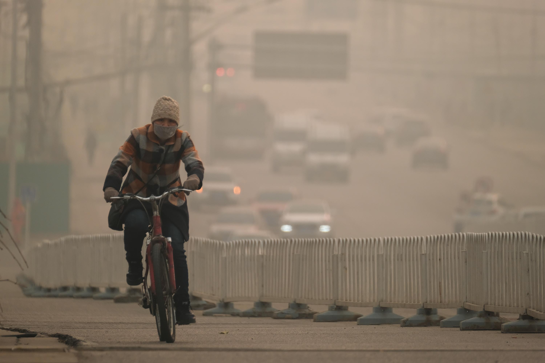 Négy magyar városban már egészségtelennek minősítették a levegő minőségét