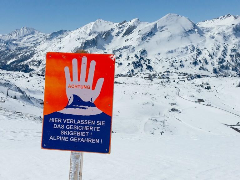 A járvány miatt idén télen gyakorlatilag megsemmisült a turisztikai szezon Ausztriában