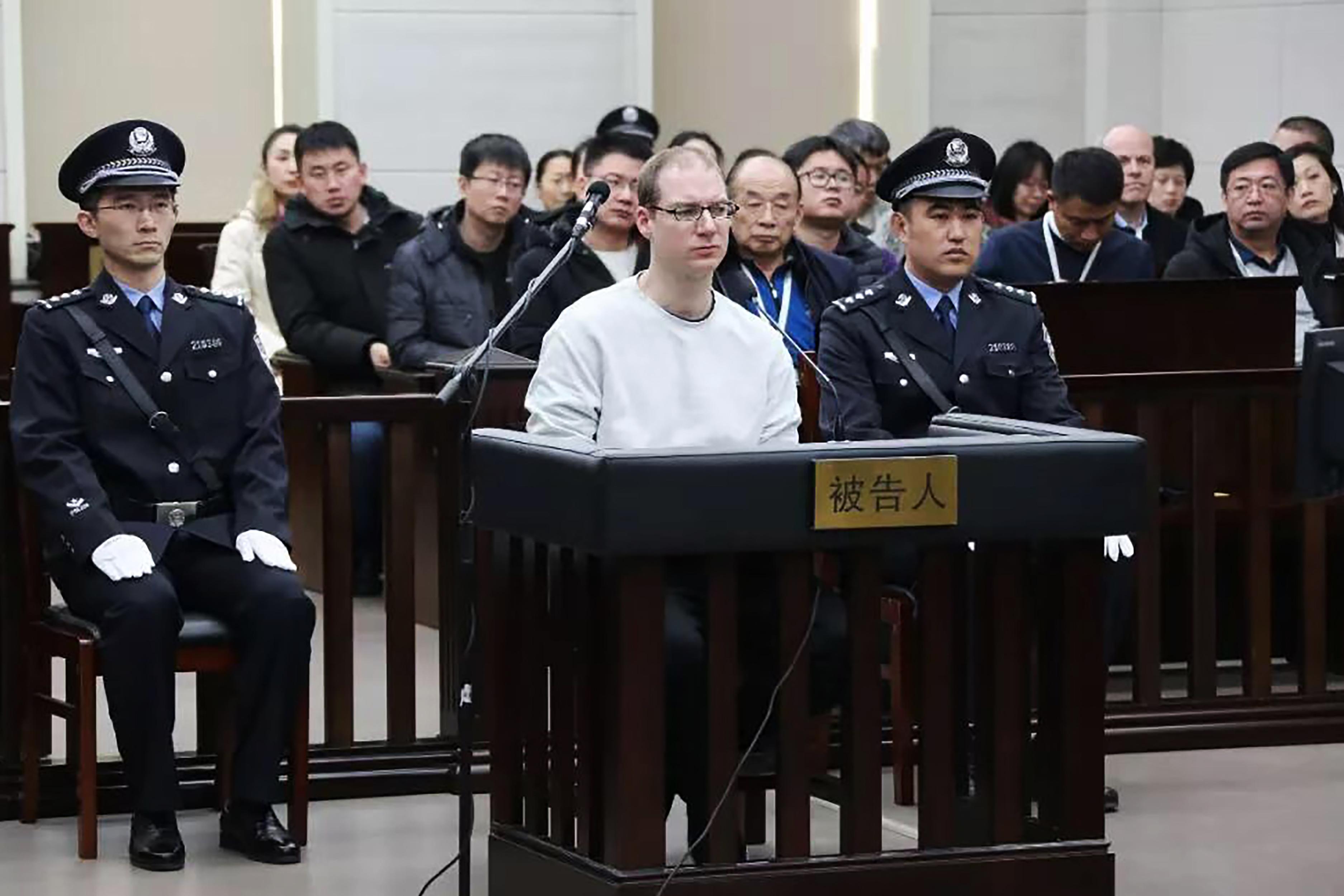 Kínában halálra ítéltek egy kanadai állampolgárt drogcsempészet miatt
