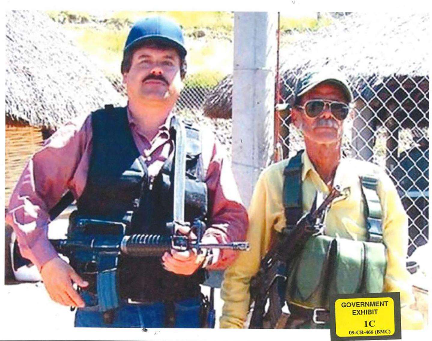 Esküdtszék: El Chapo bűnös