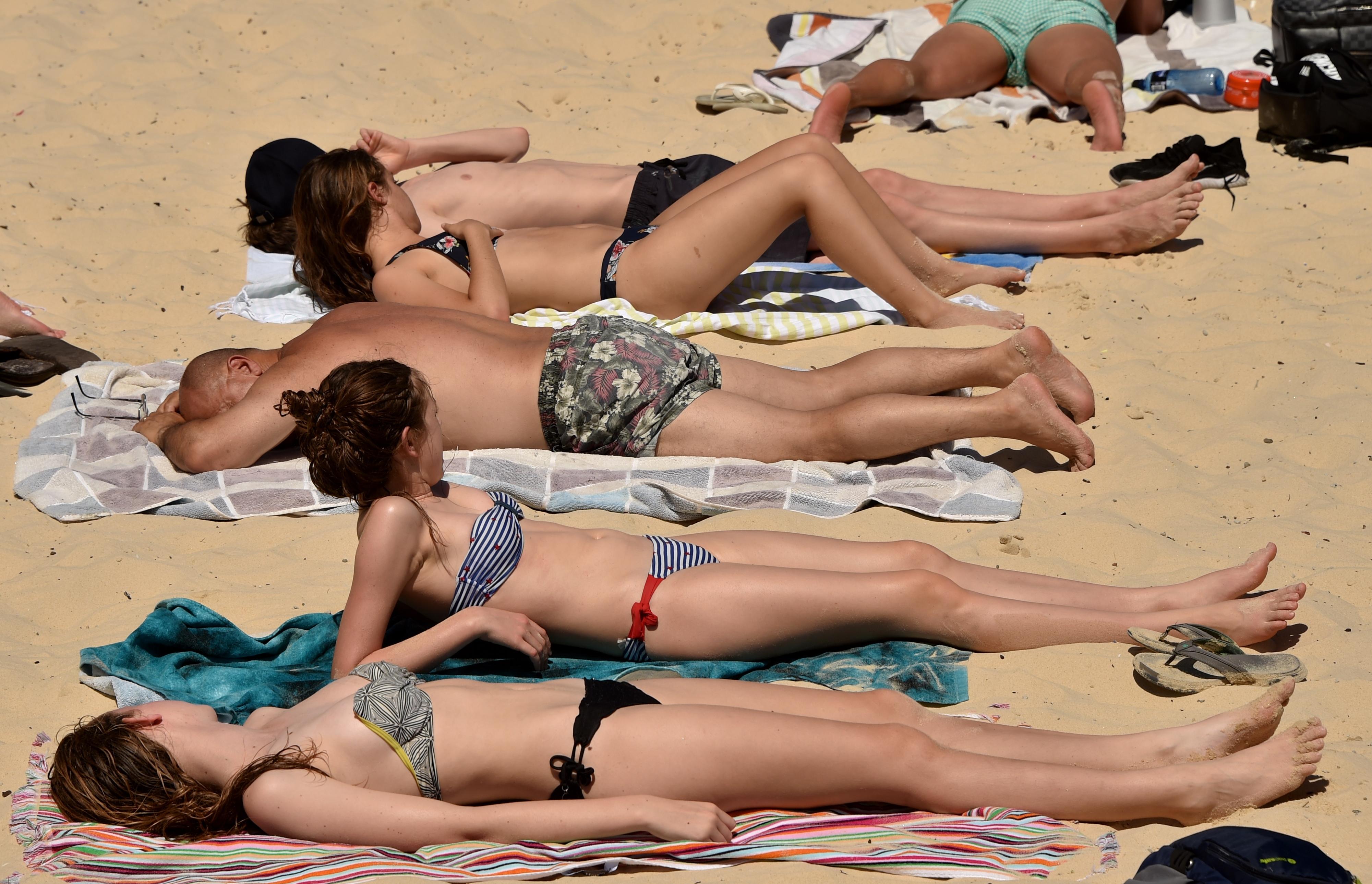 Extrém forróság, rekordmeleg, mondjuk nem itt, hanem Ausztráliában