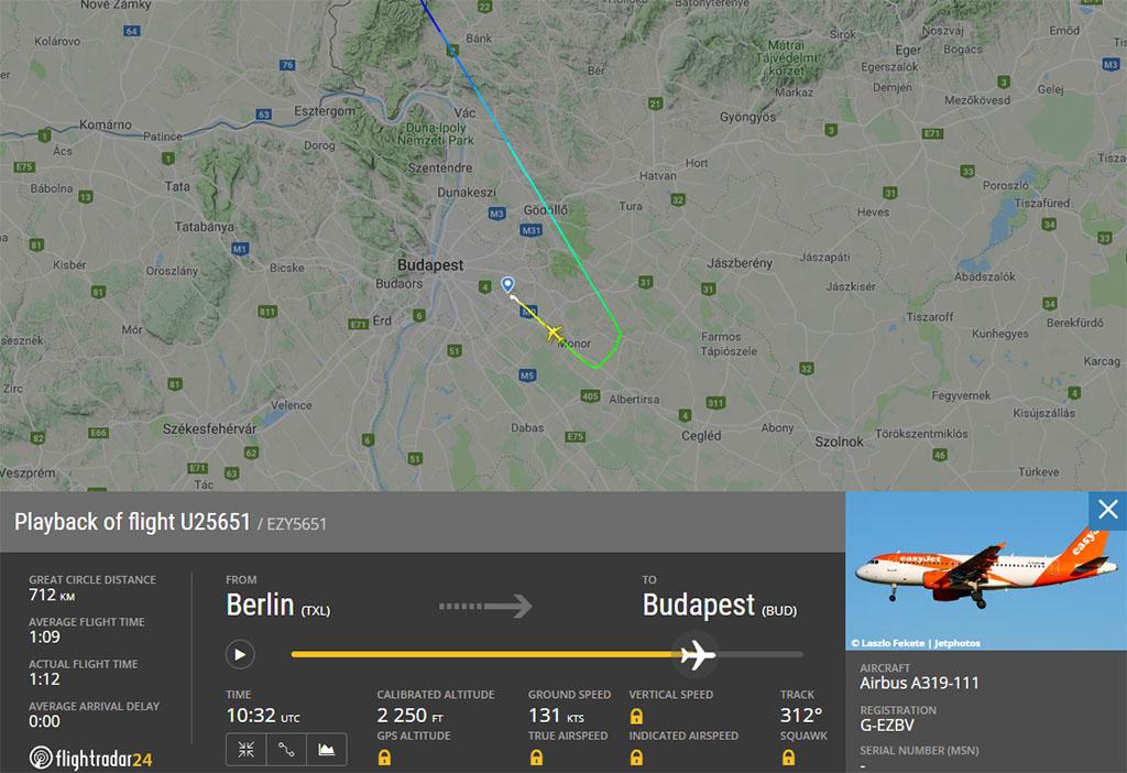 Akkorát vodkázott egy utas a Berlin-Budapest-járaton, hogy rendőrt kellett hívni