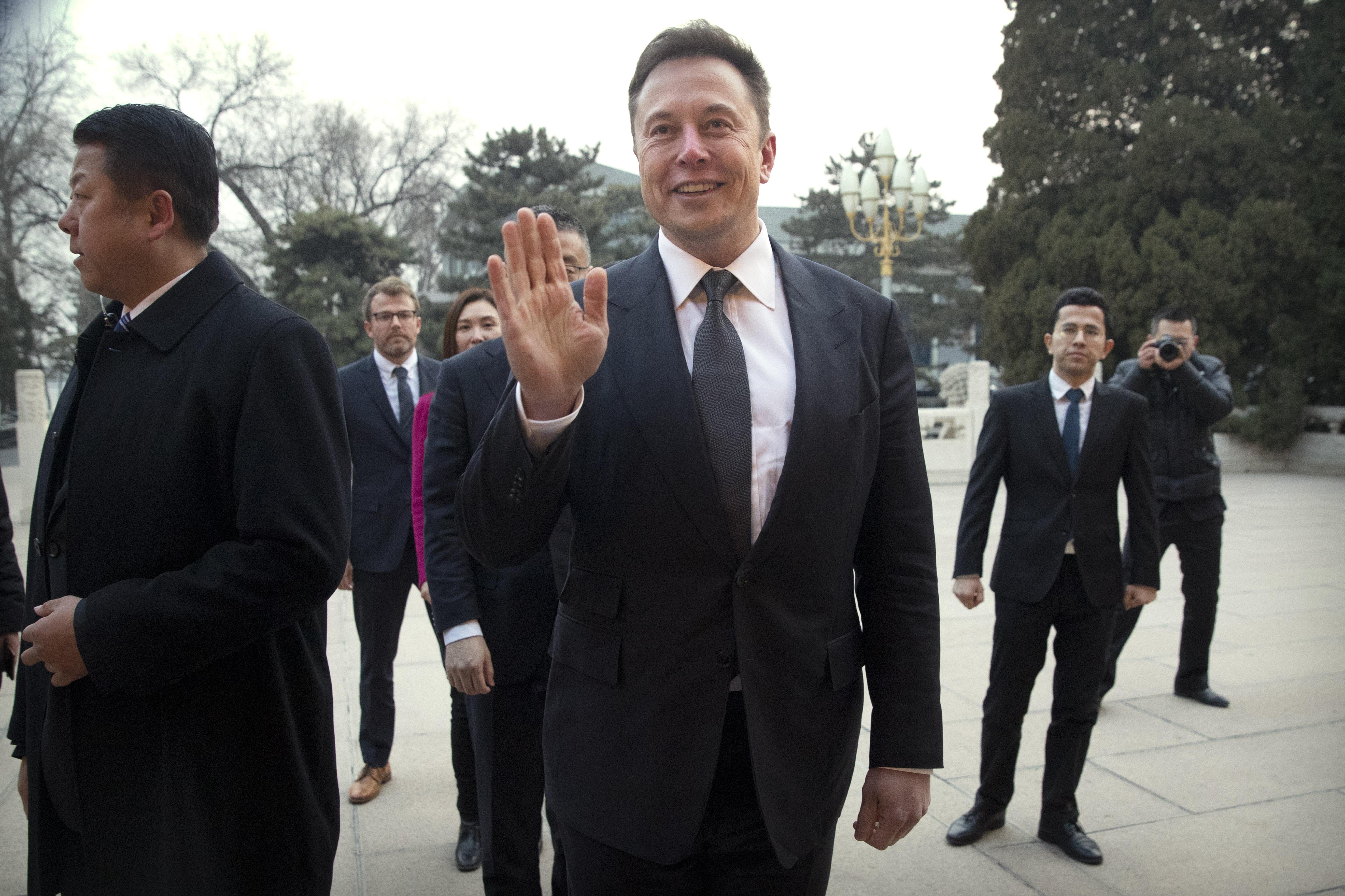 Kínai cégtől venne akkumulátorotokat a Tesla