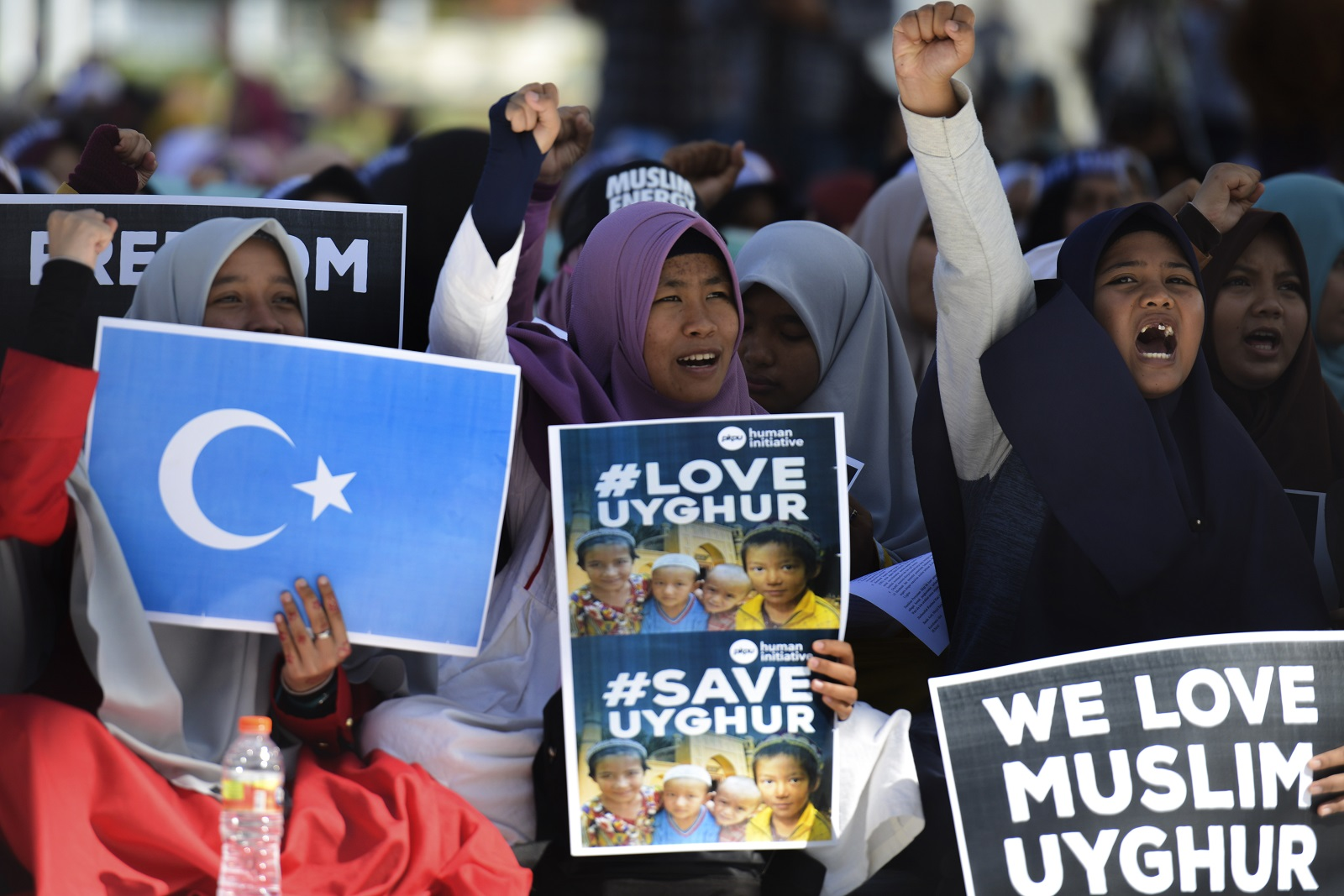 A muszlim szolidaritás vége