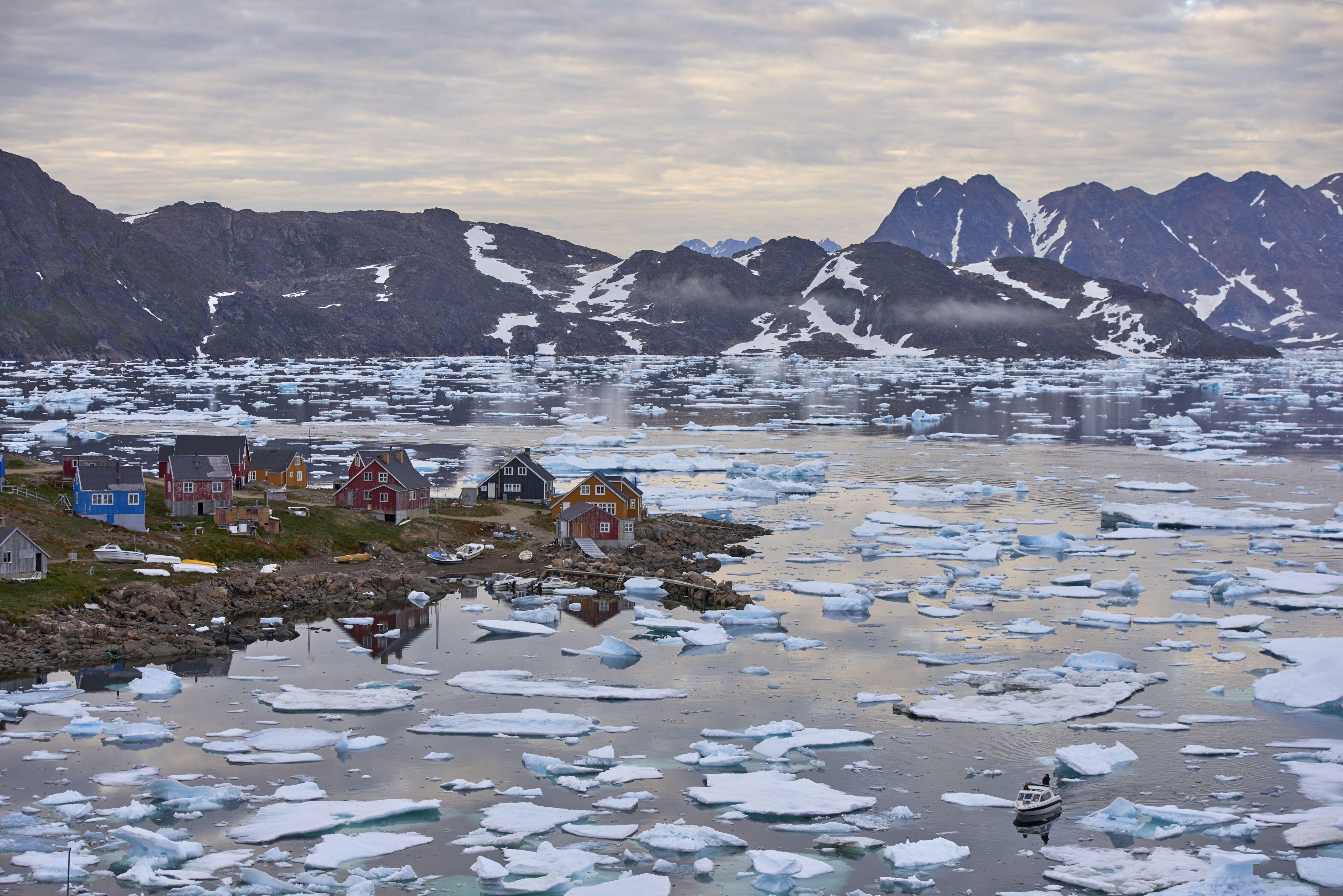 Egyetlen nap alatt annyi jég olvadt el Grönlandon, hogy több mint másfélszer lephetné el Magyarország területét