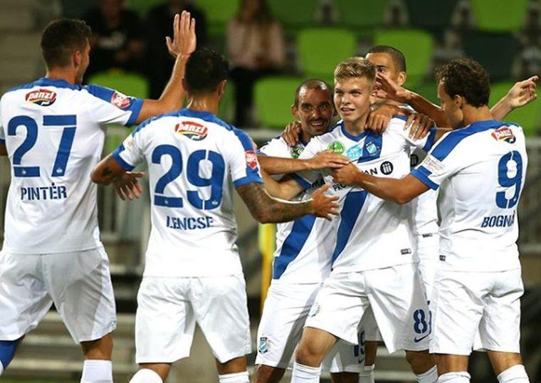 Egymillió eurót ajánlott a Genoa a kedvenc fiatal focistámért, az emtékás Schäfer Andrásért