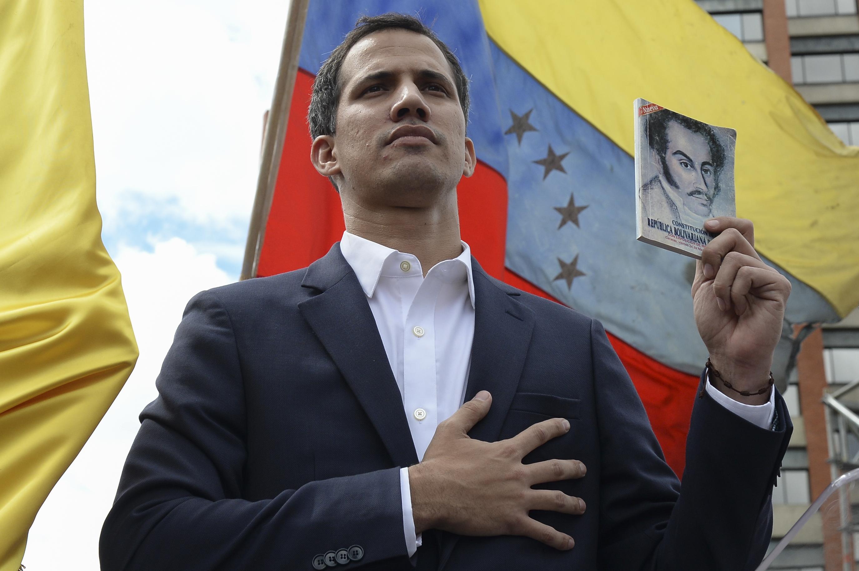 A venezuelai hírszerzés őrizetbe vette Guaidó kabinetfőnökét