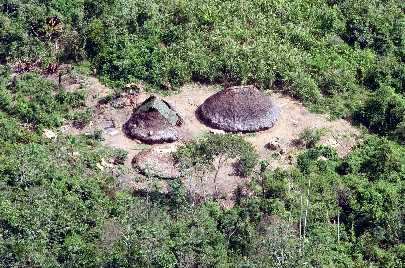 A világtól elzárt amazóniai indián törzs területén járt egy amerikai misszionárius, halálos veszélybe sodorva ezzel őket