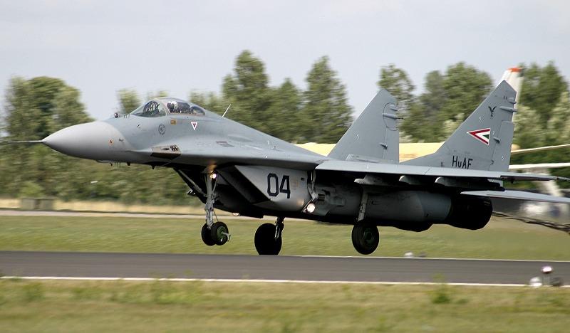 Az MNV megint nem talált vevőket a régi MiG-29-es flottára