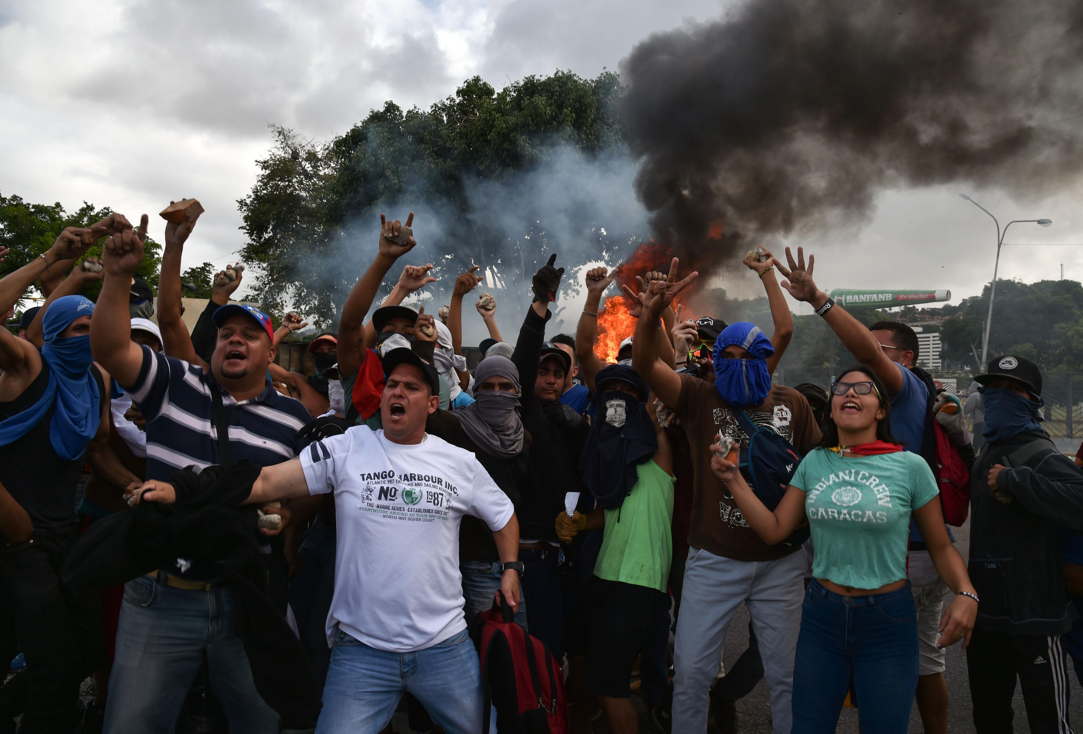 A Magyarországra érkező venezuelai menekültekről ír a BBC