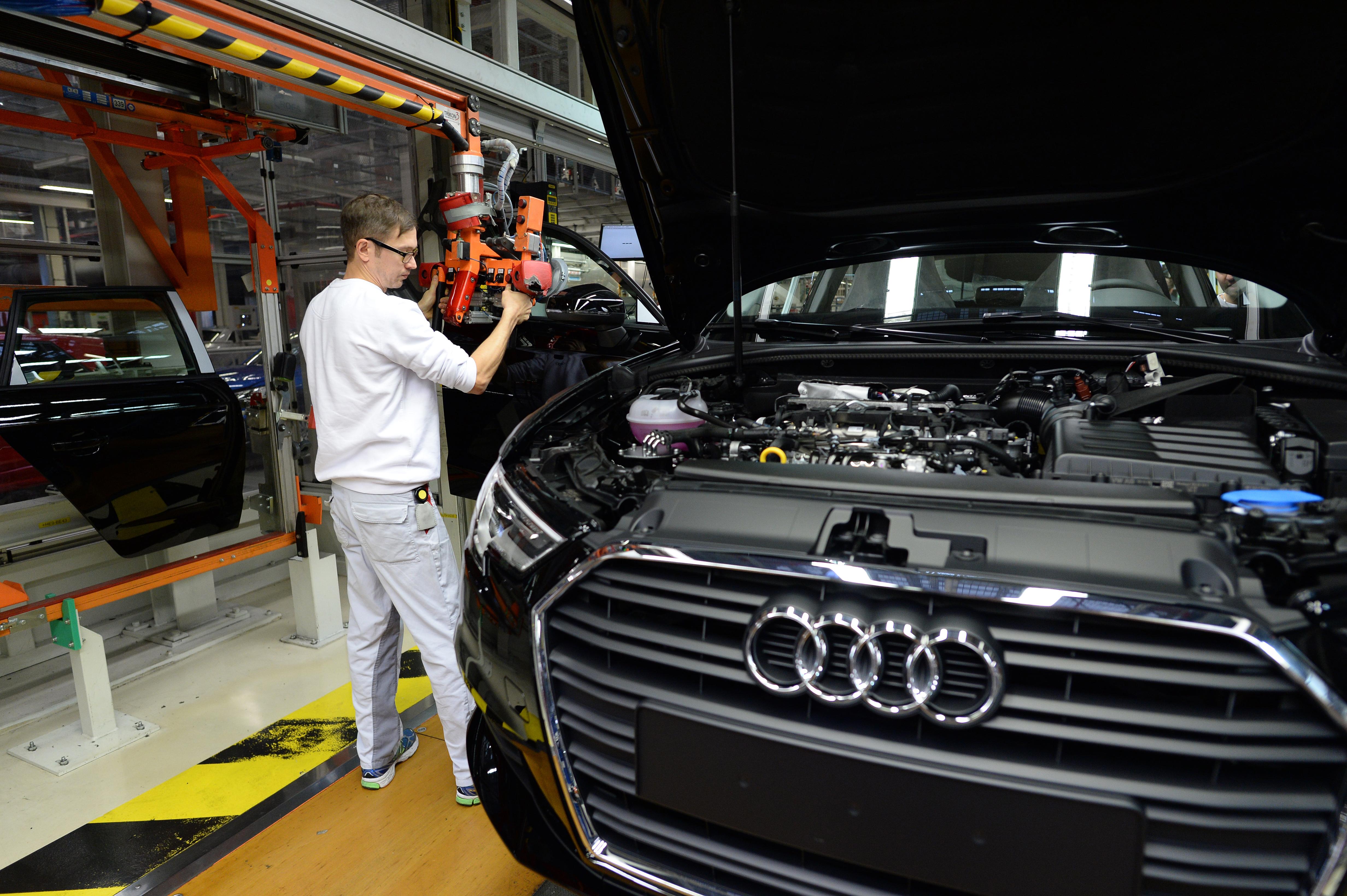 Leépítésekre készül az Audi