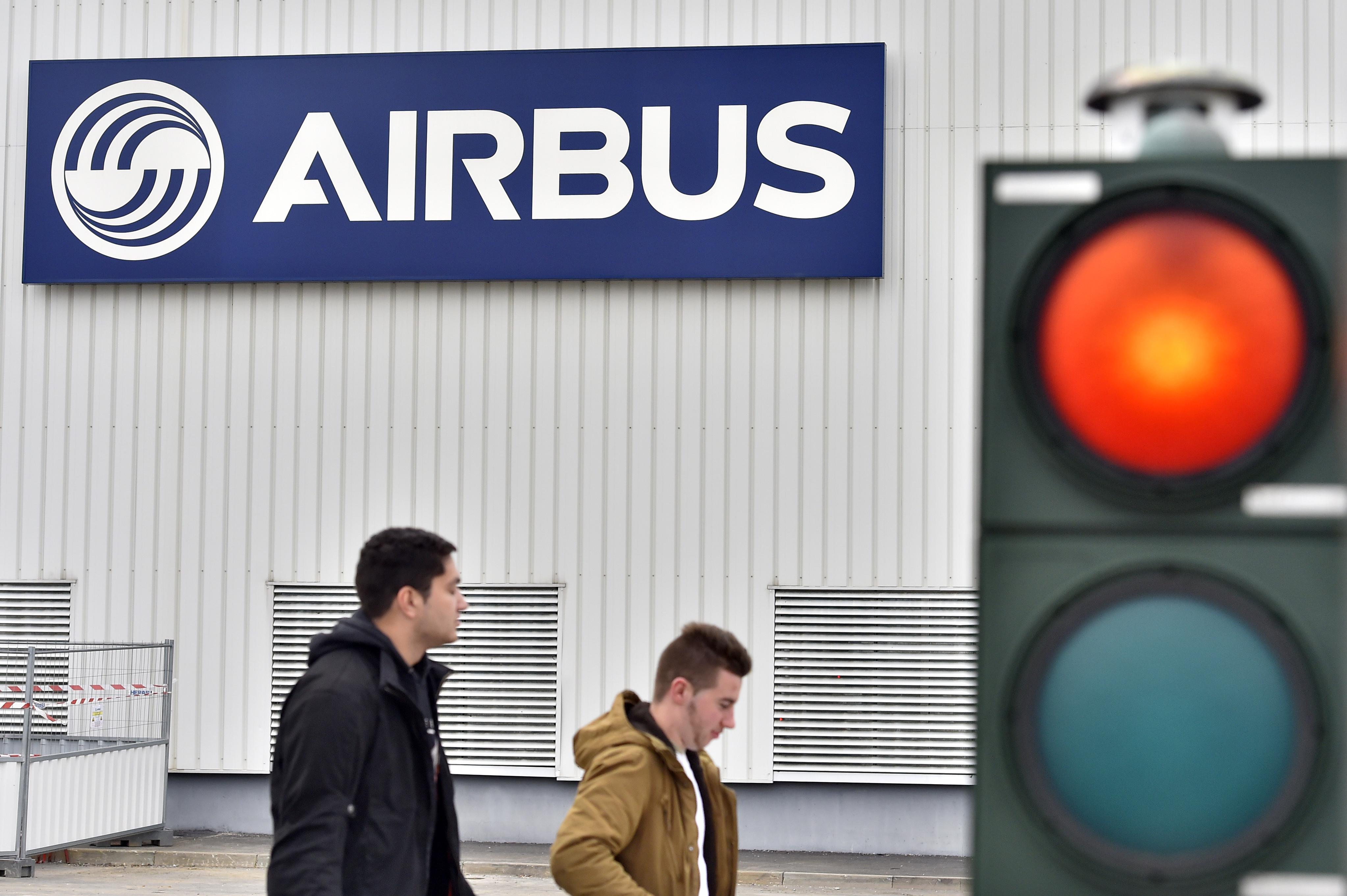 Meghackelték az Airbust