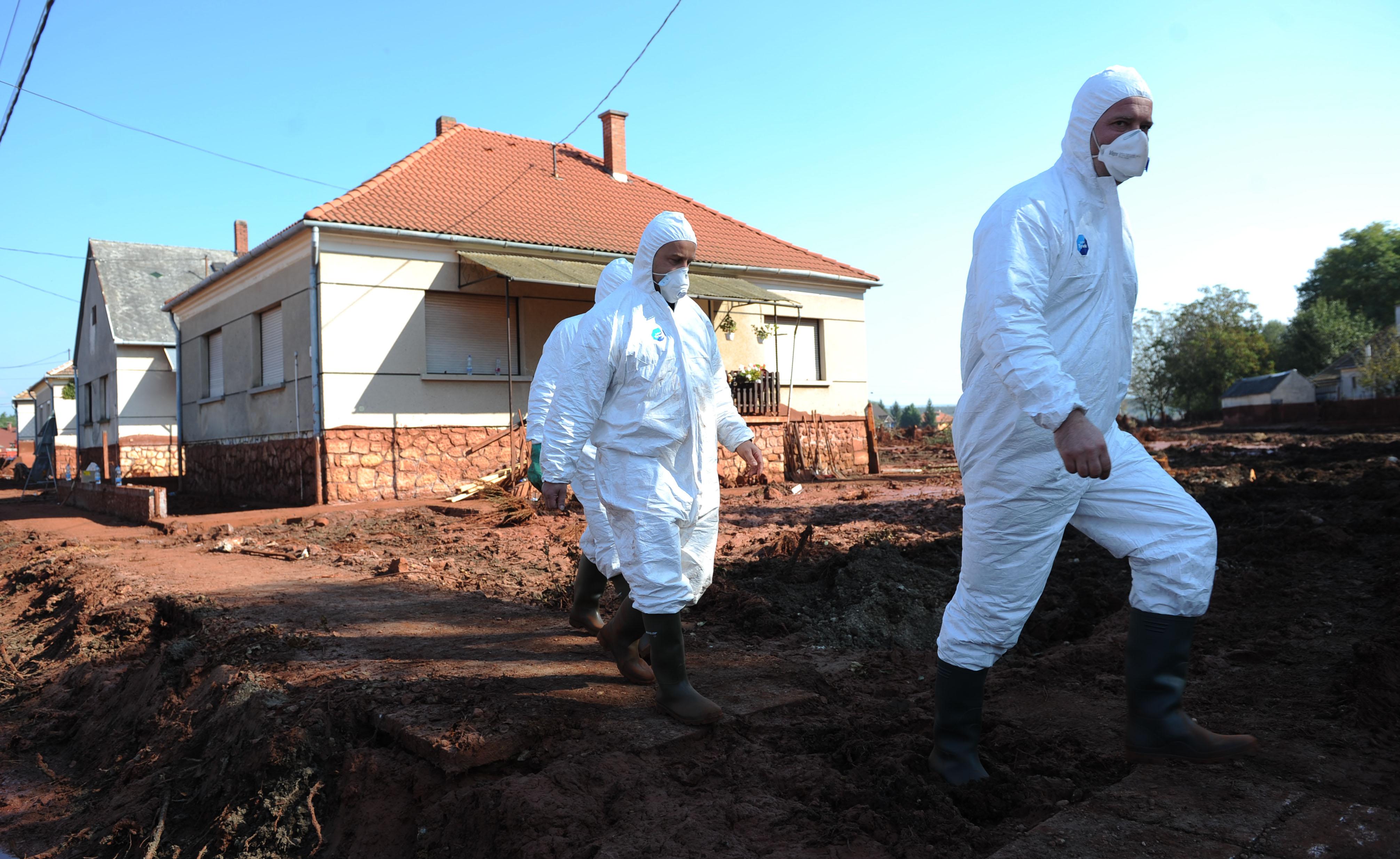 A Kúria szerint nem történt eljárási hiba a vörösiszap-katasztrófa miatti büntetőügyben