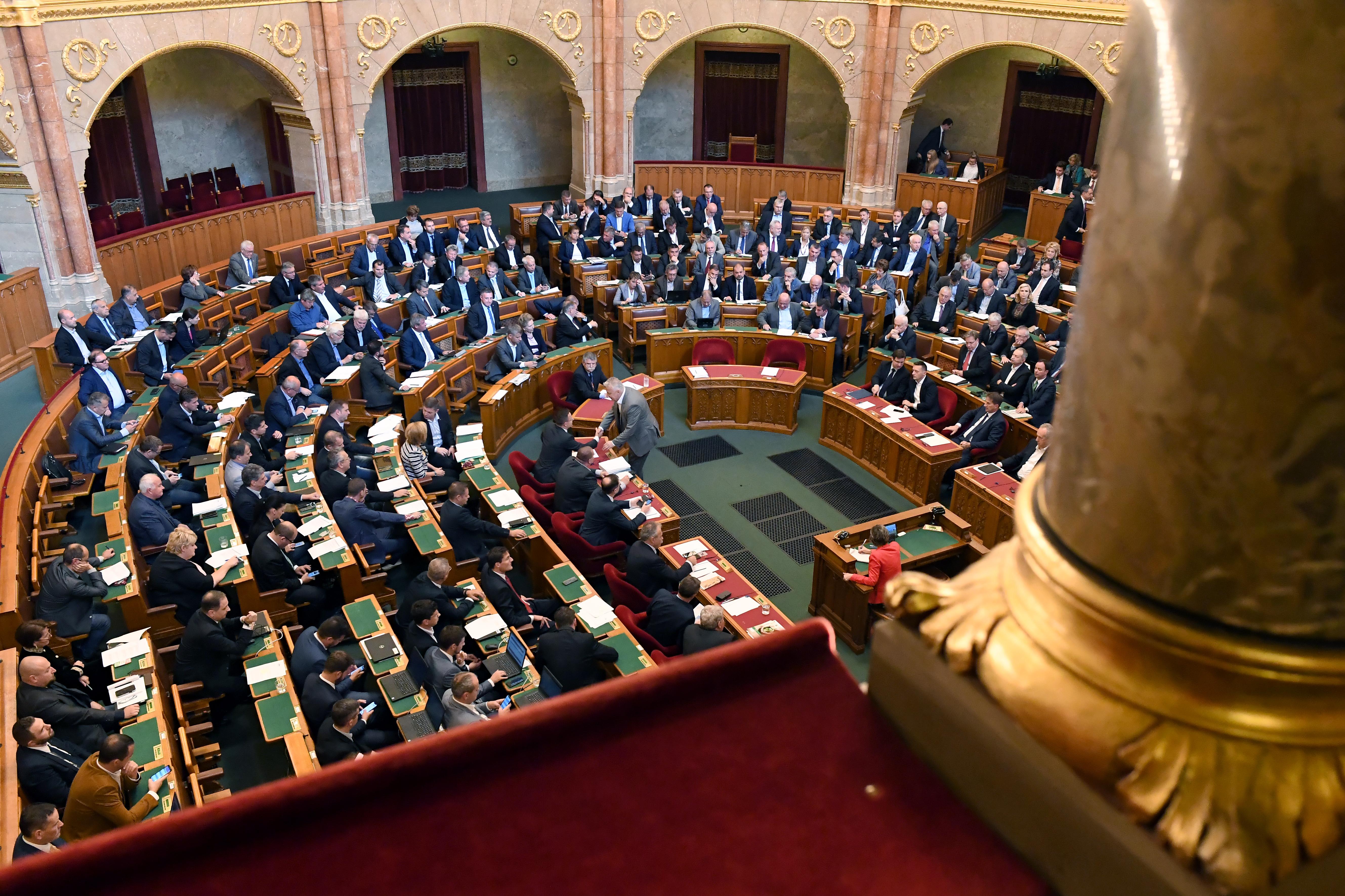A jogállamiságról szeretett volna tájékozódni egy holland delegáció, de nem fogadta őket a magyar kormány