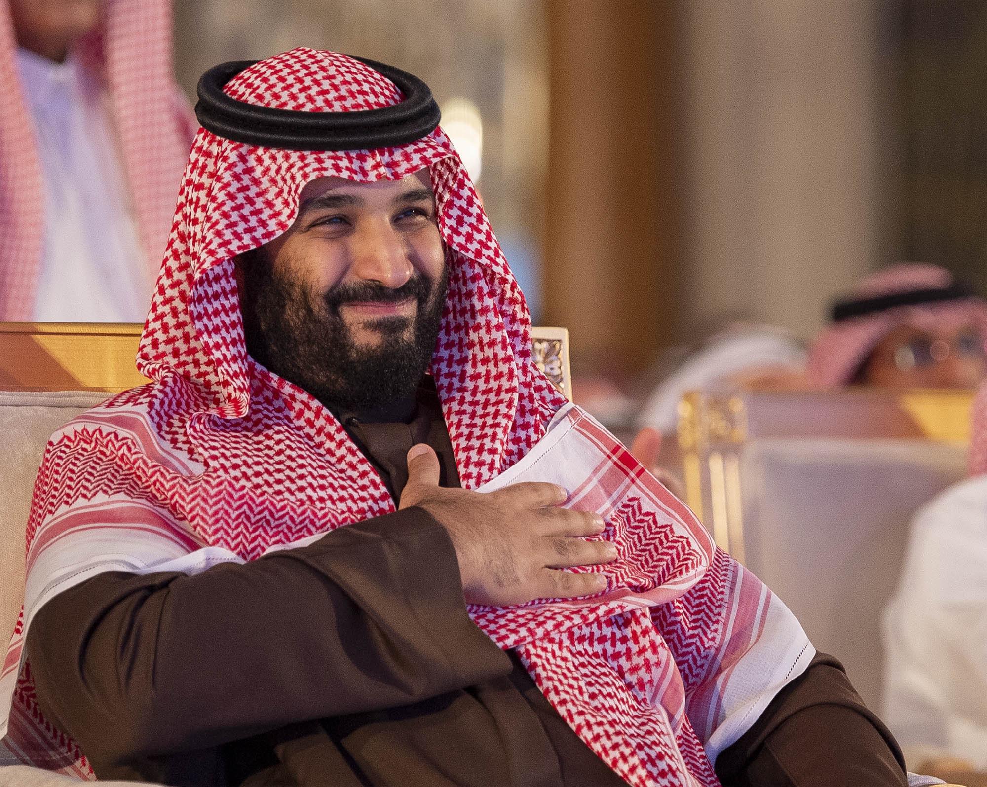 Nem lesznek amerikai szankciók a szaúdi koronaherceggel szemben