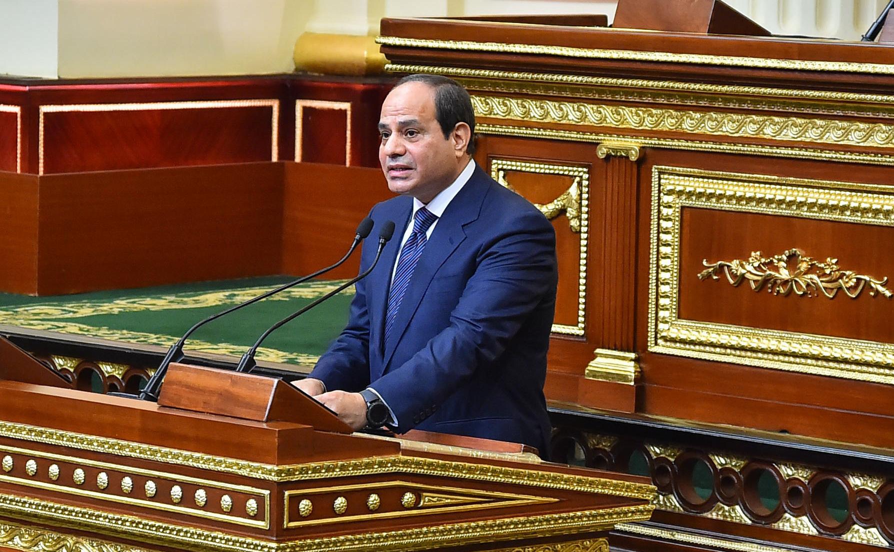 Egyiptomban népszavazáson hagyták jóvá az elnöki mandátum meghosszabbítását