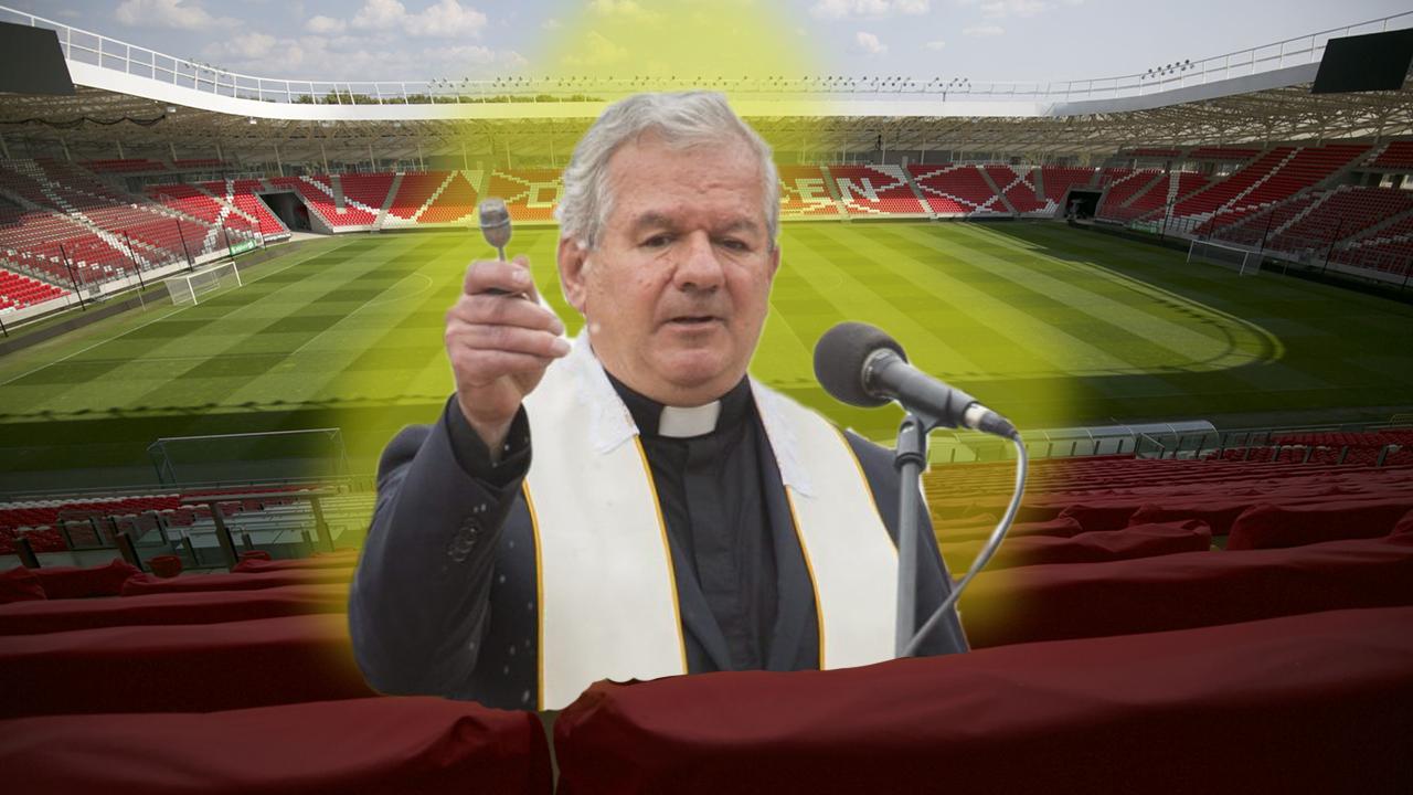 Magát buktatta le a szegedi egyházmegye: 12,7 milliárdból építenek stadiont, miközben a hittanórák helyszínei sincsenek biztosítva