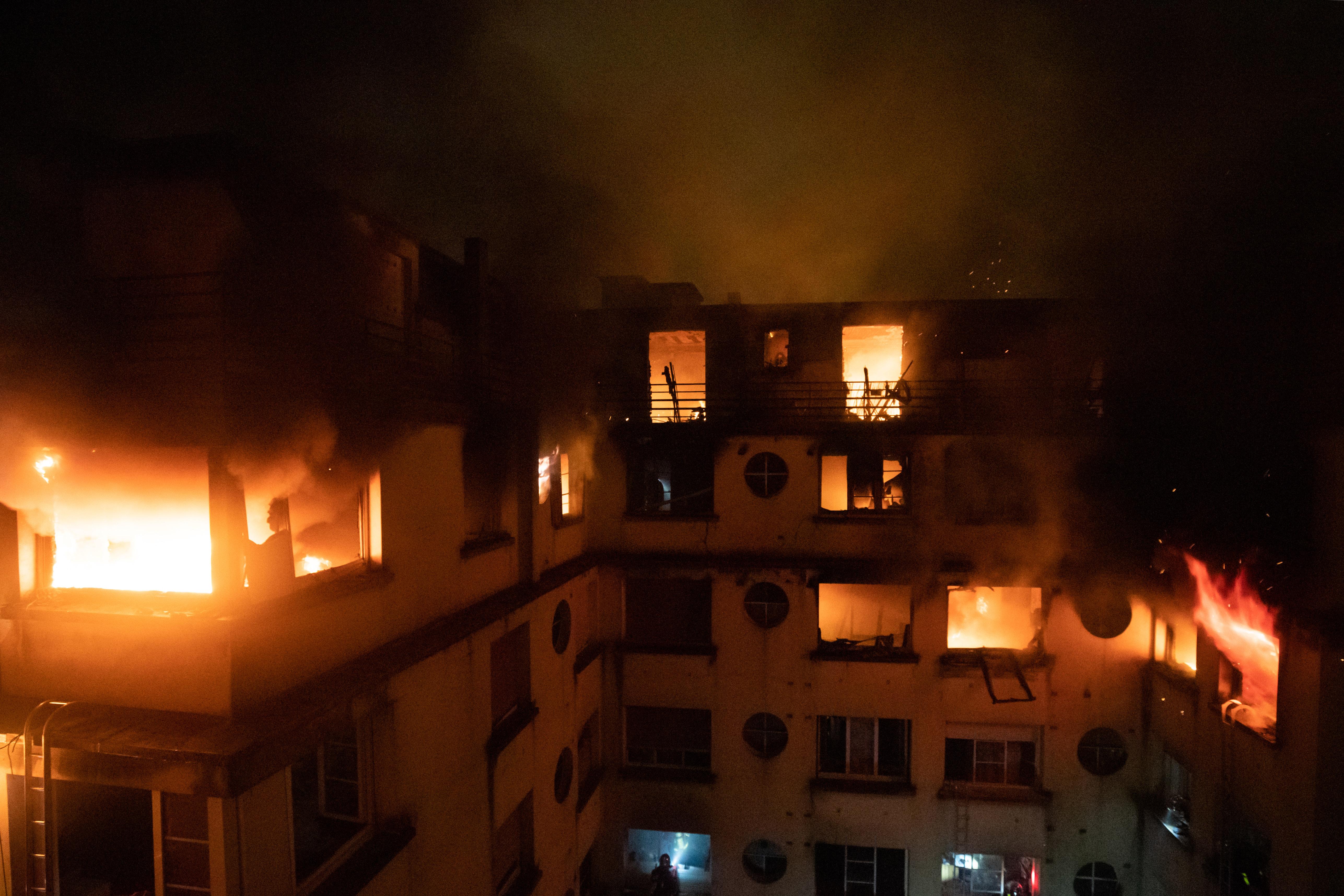 A pszichiátrián kezelték a 10 ember halálát okozó párizsi épülettűz gyanúsítottját