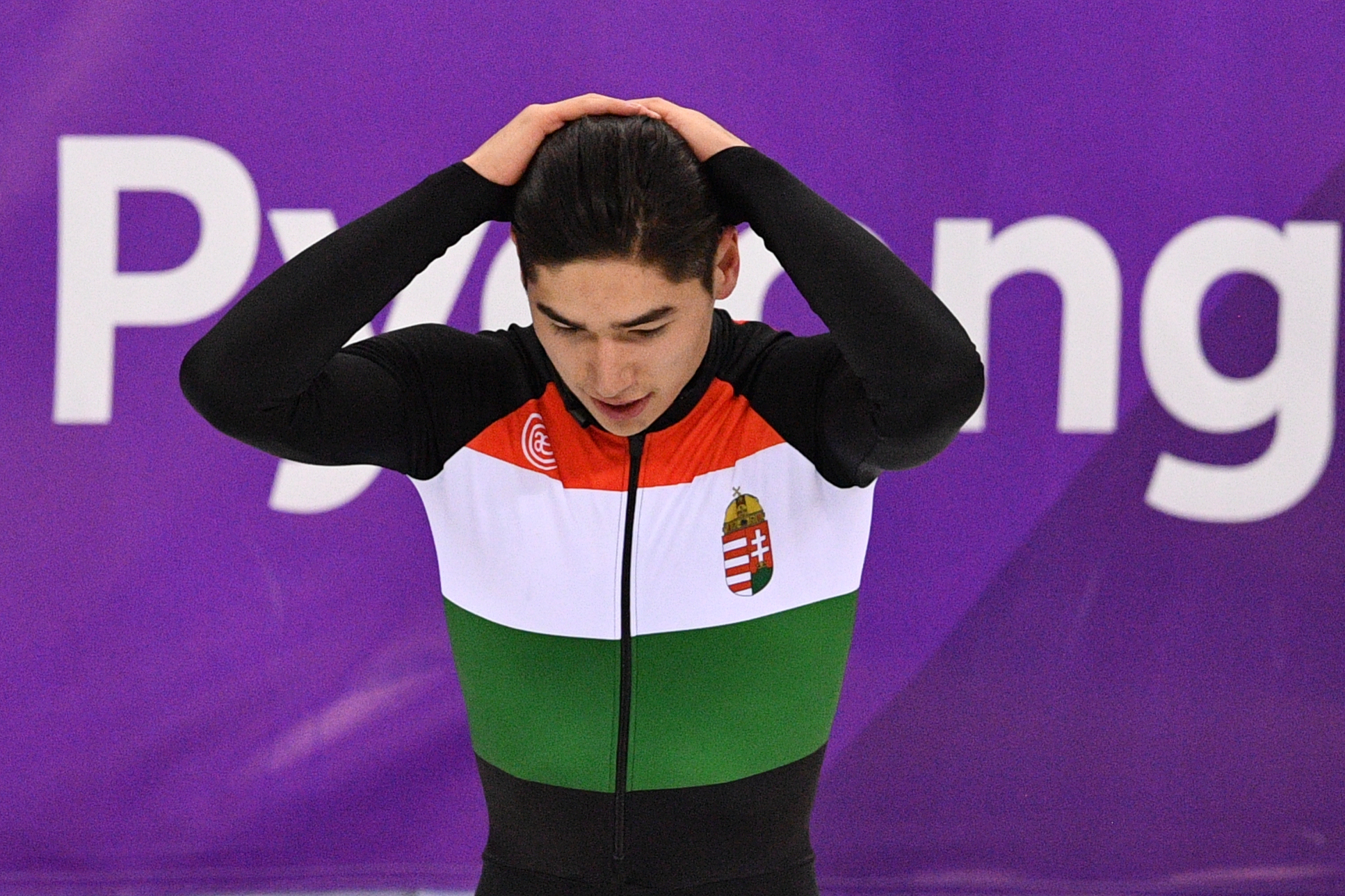 Liu Shaoang aranyérmet nyert a debreceni Eb-n