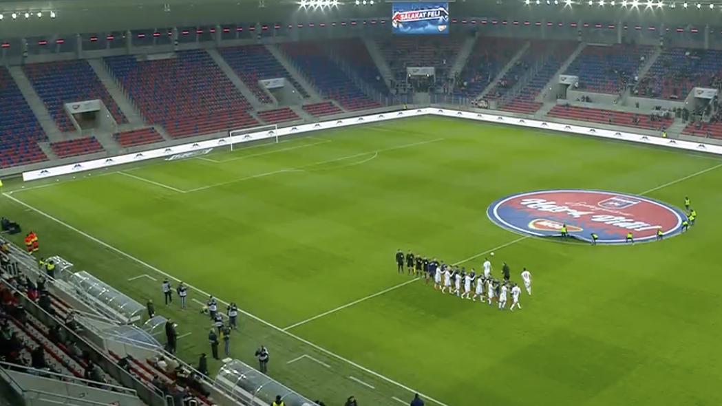 Megérte: 2540 néző szurkolt Vidinek az új 14 milliárdos stadionban