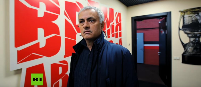 José Mourinho az orosz állami propagandatévé műsorvezetője lett
