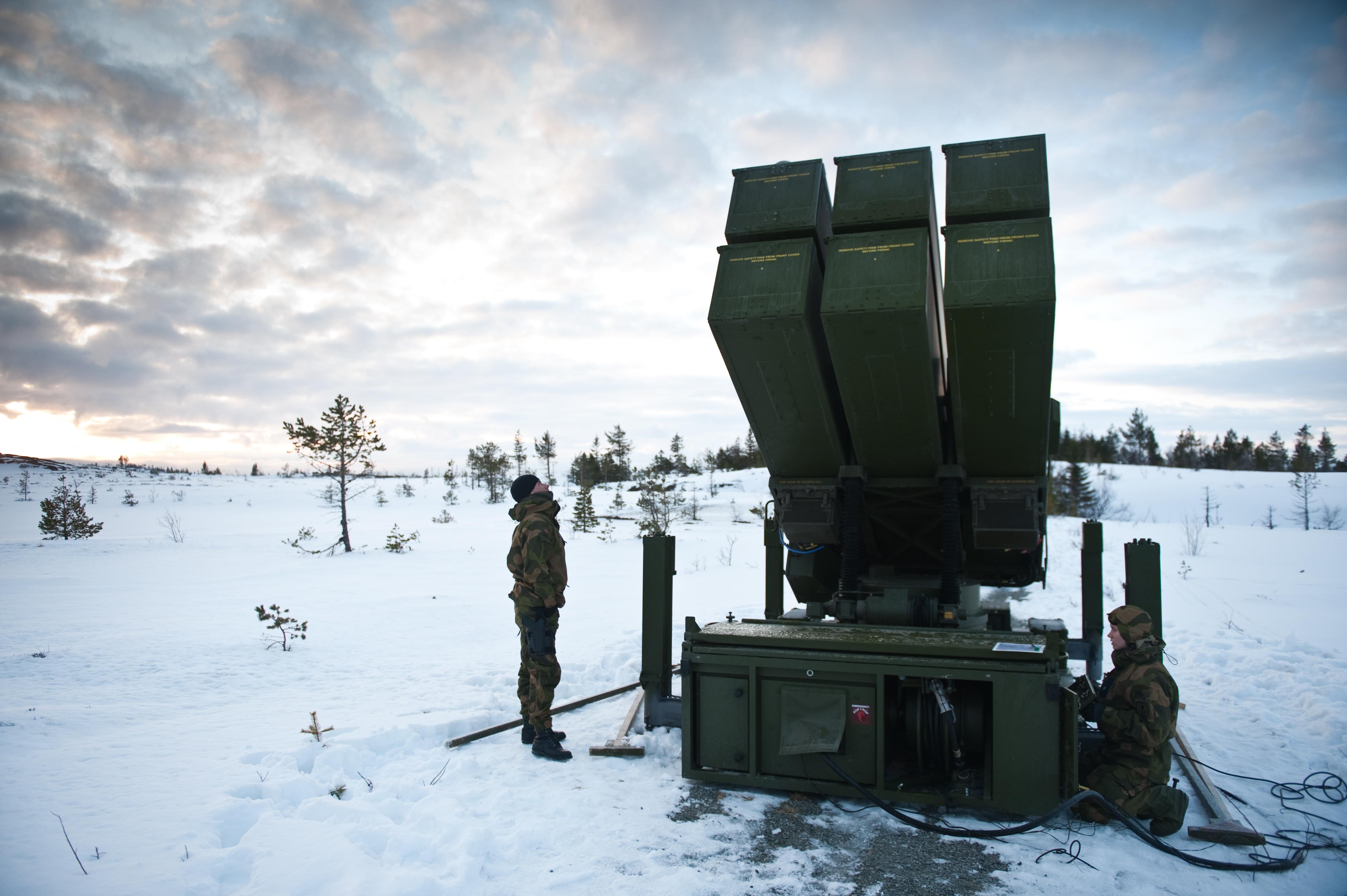 Légvédelmi rakétarendszert vesz Magyarország