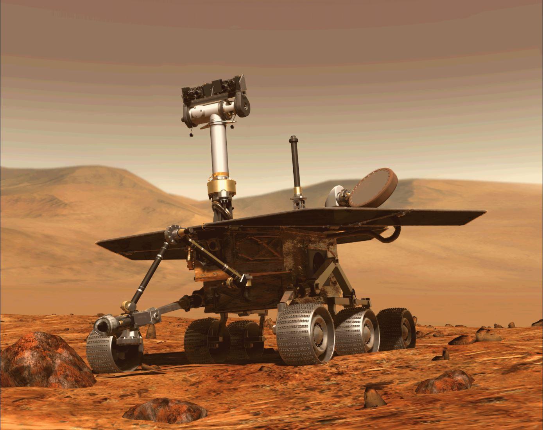 Utoljára próbál kapcsolatba lépni a NASA a robottal, ami víz nyomára bukkant a Marson