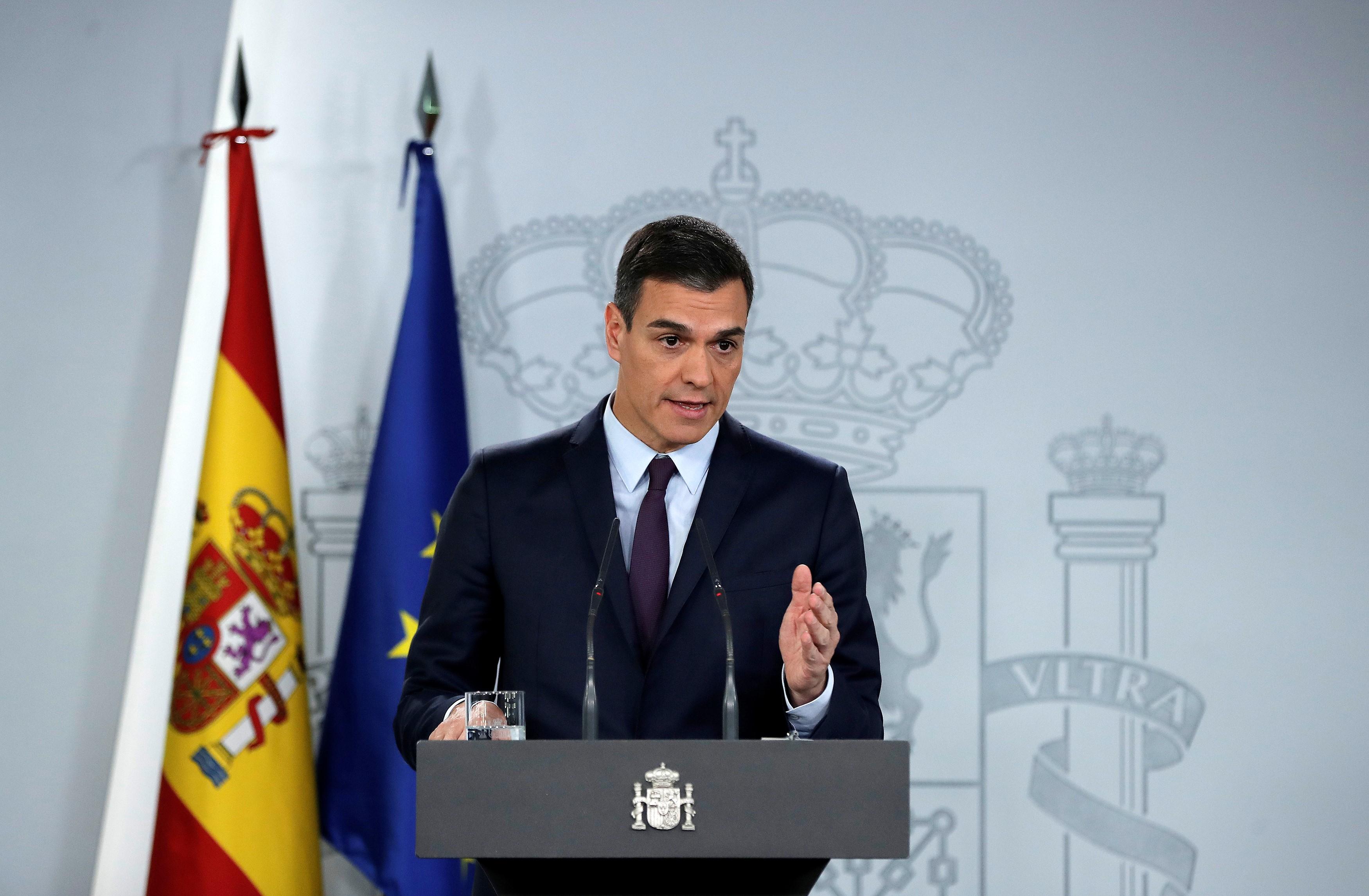 Előrehozott választásokat tartanak április végén Spanyolországban